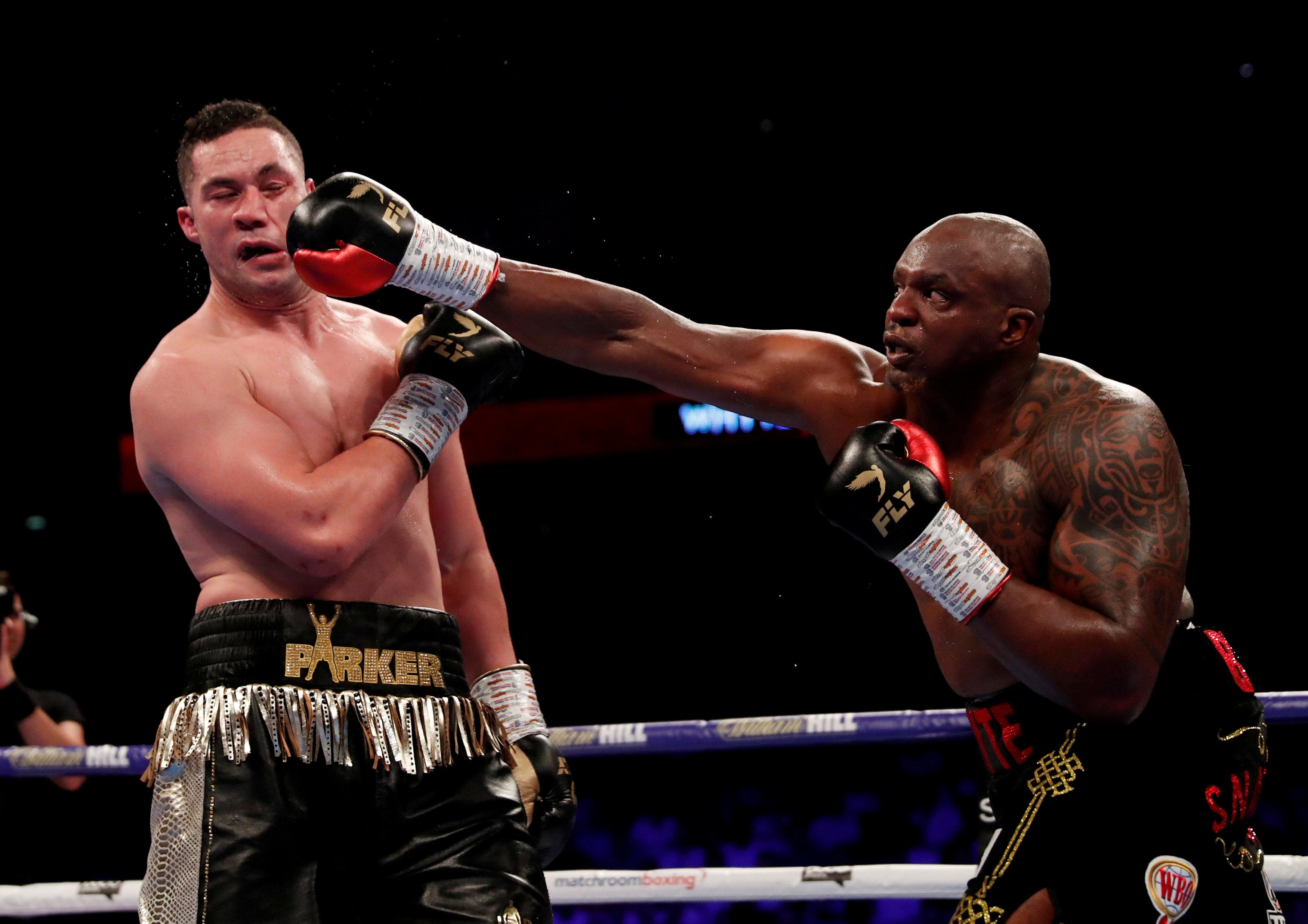 Joseph Parker believes he can still win and unify world titles within four years