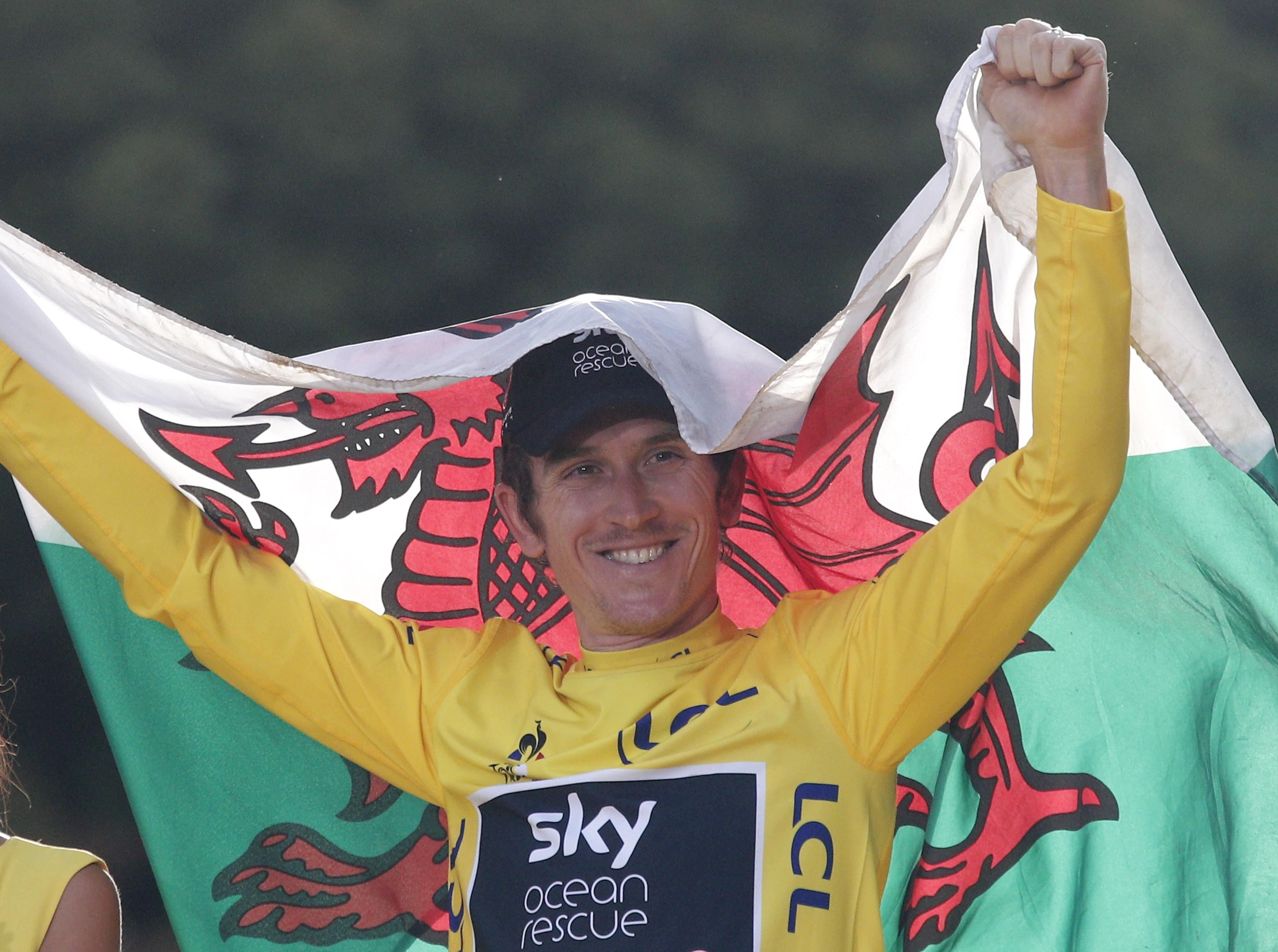 The Welshman is only the third Brit ever to win the prestigious competition