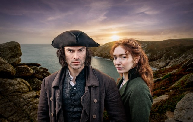 Poldark is back for a fifth and final series