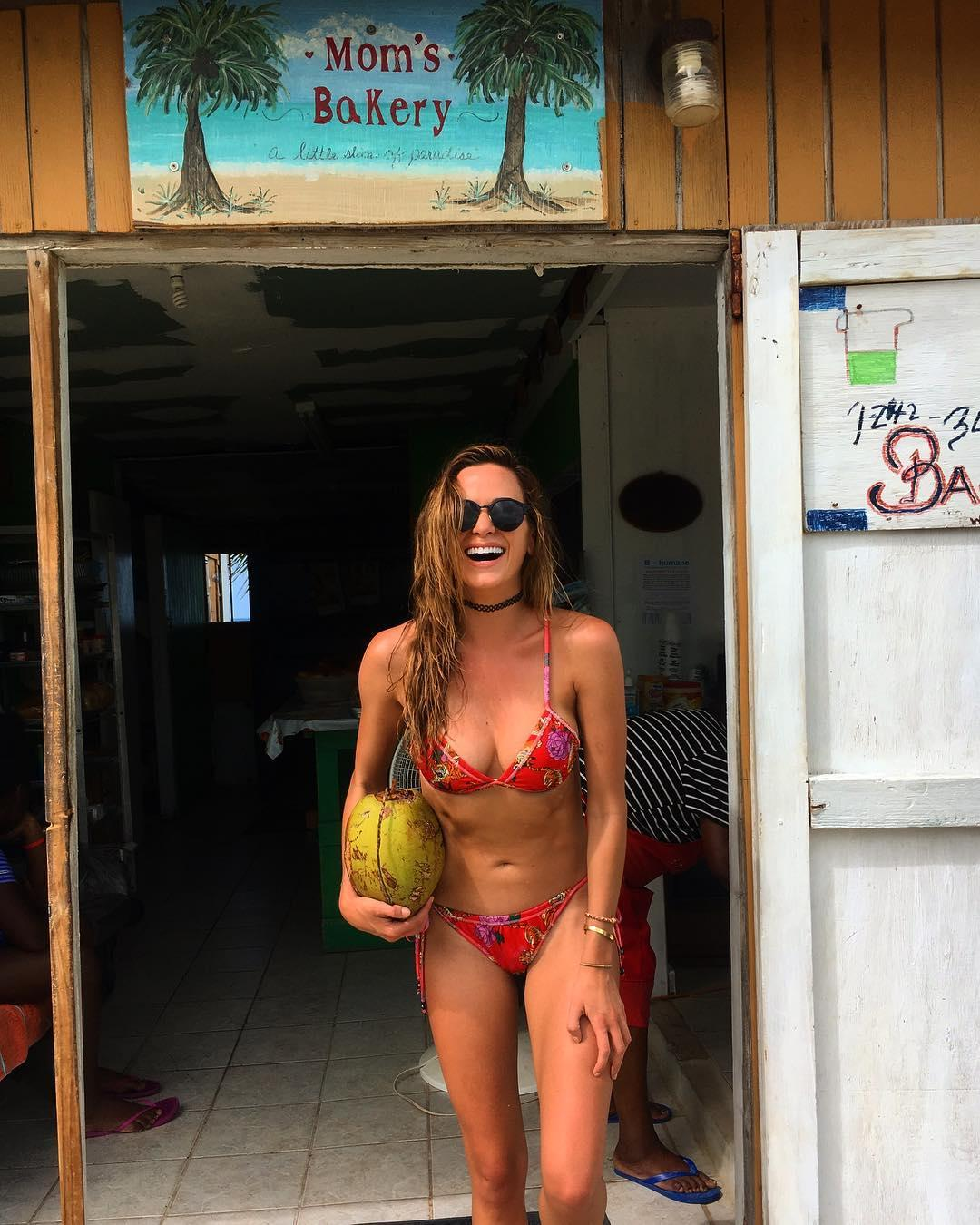 It is easy to see why Jena Sims tops the Wag leaderboard