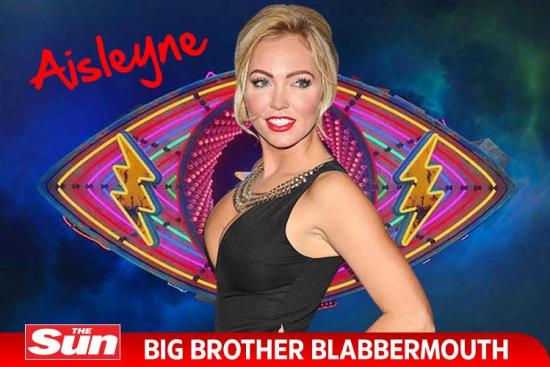 Aisleyne Horgan-Wallace has plenty to say about Roxanne Pallett in the Celebrity Big Brother house