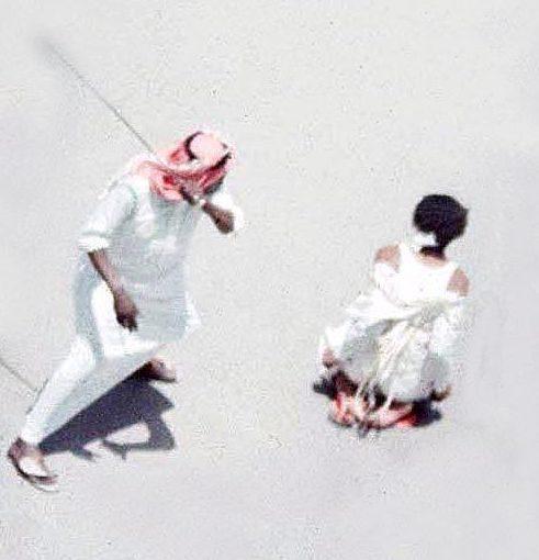 Saudi Arabia executions – paralysis, eye gouging and crucifixion ...