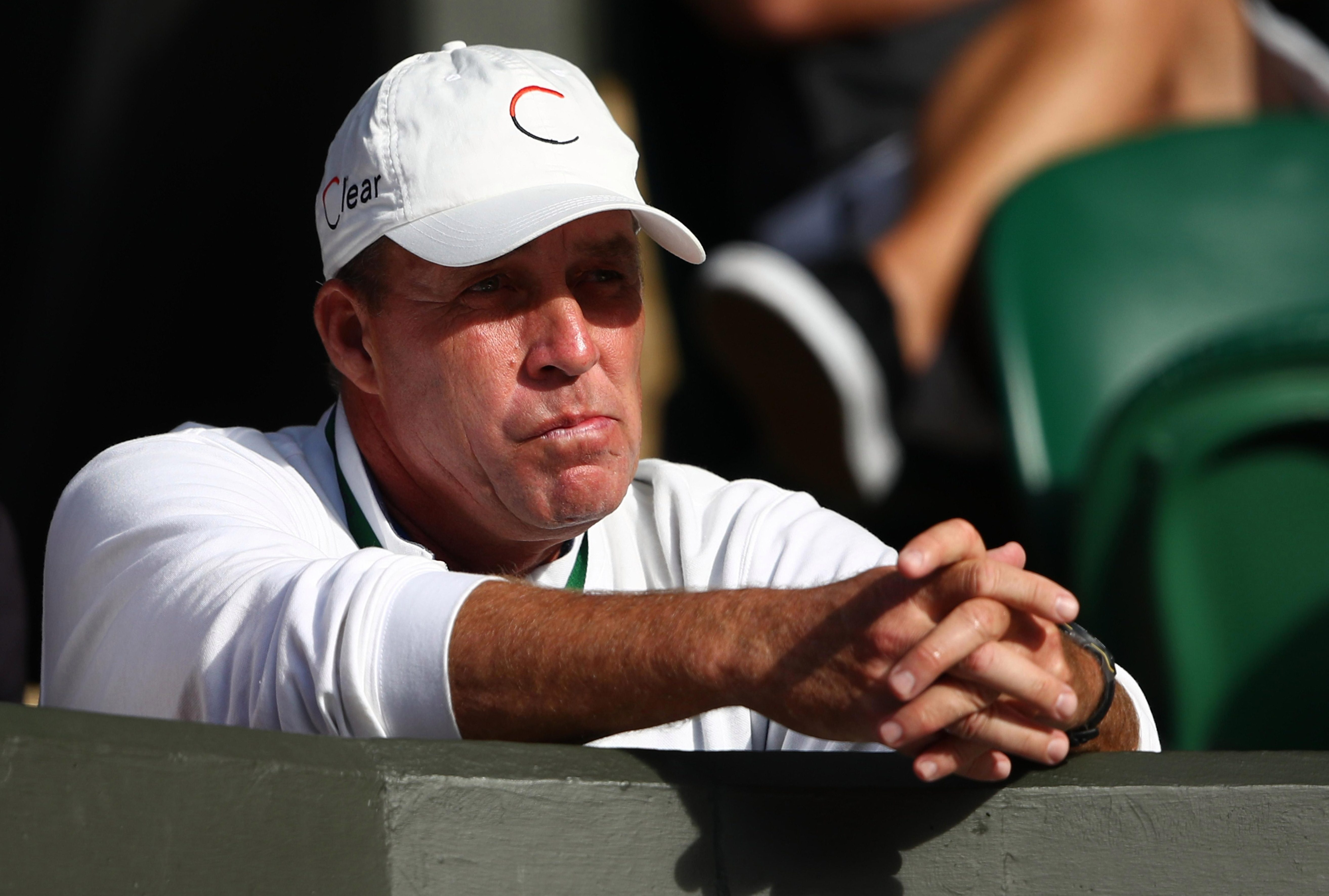 Ivan Lendl was Andy Murray's coach between 2011 and 2014 and then again from 2016 to 2017