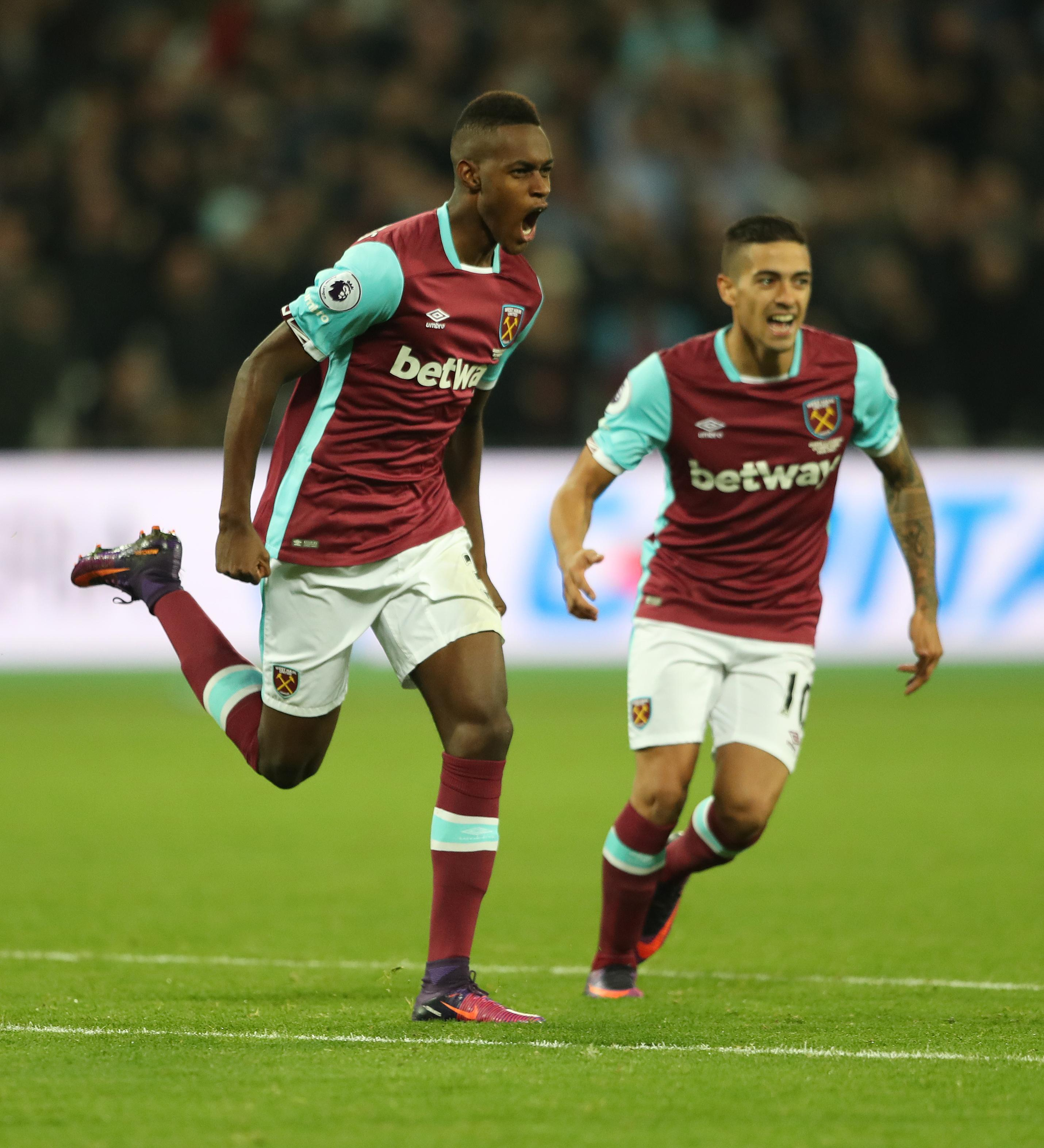 Edimilson Fernandes is heading for Serie A with Fiorentina