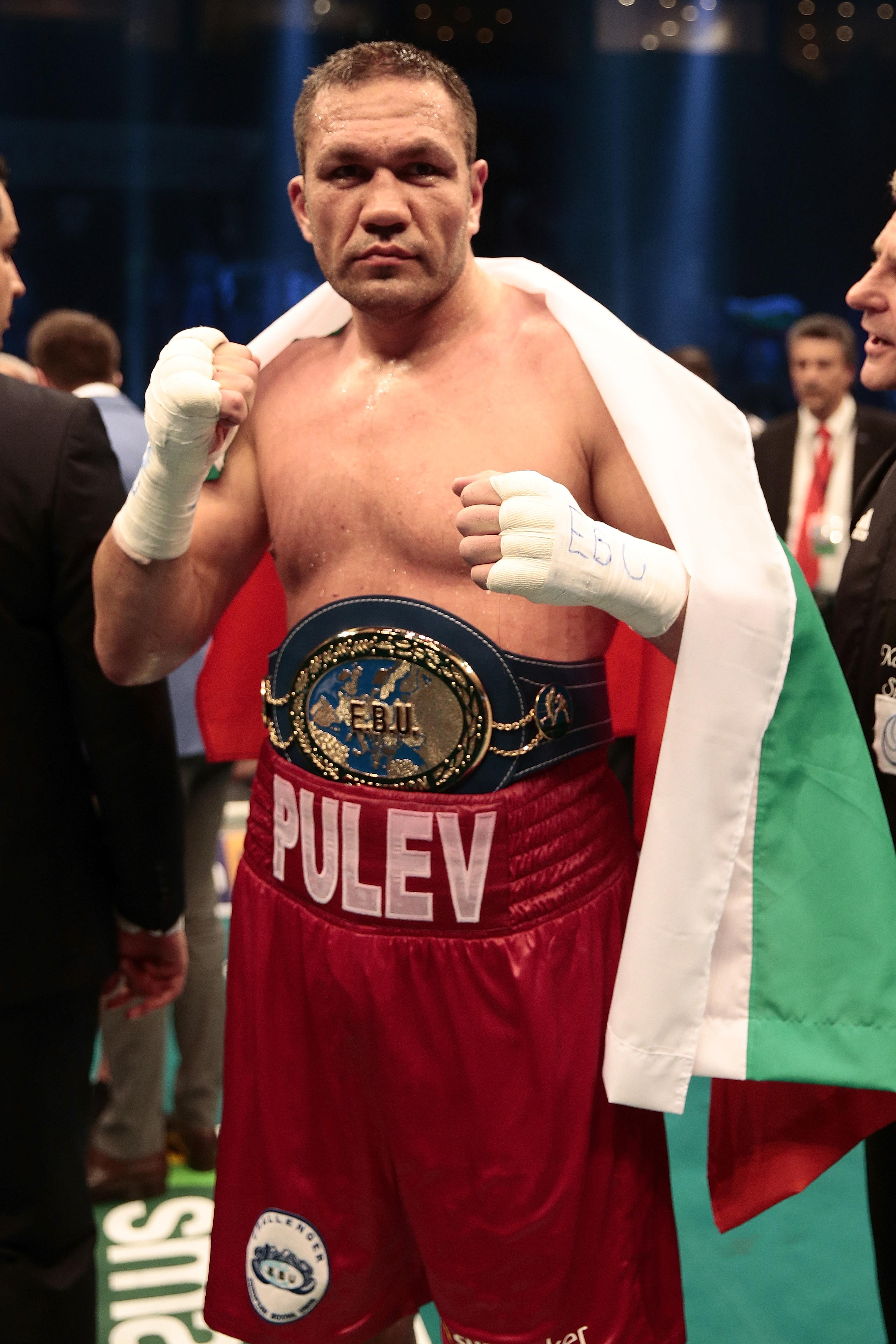 Kubrat Pulev has confirmed he will fight Hughie Fury in his homeland of Bulgaria