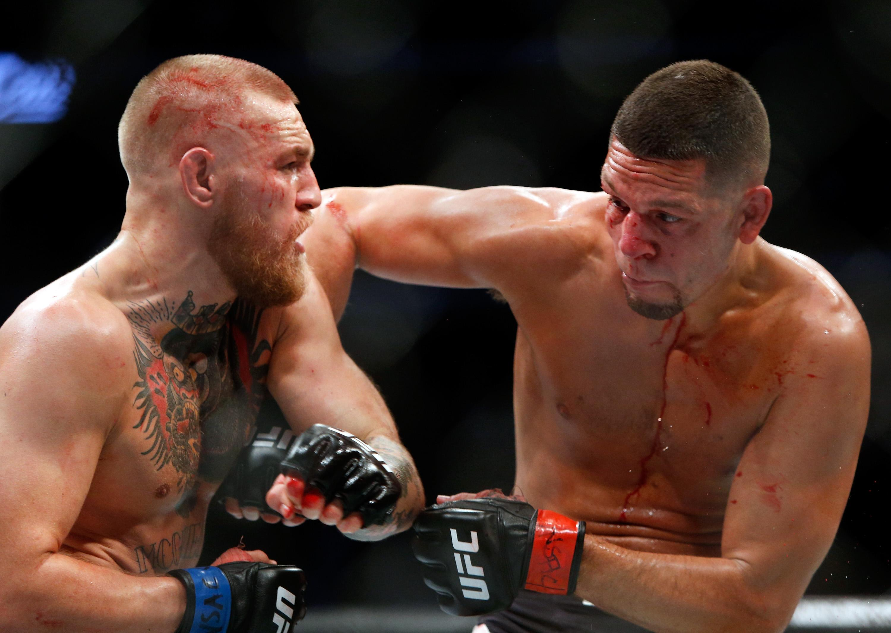 Diaz and Poirier will reportedly feature on November 3 at UFC 230