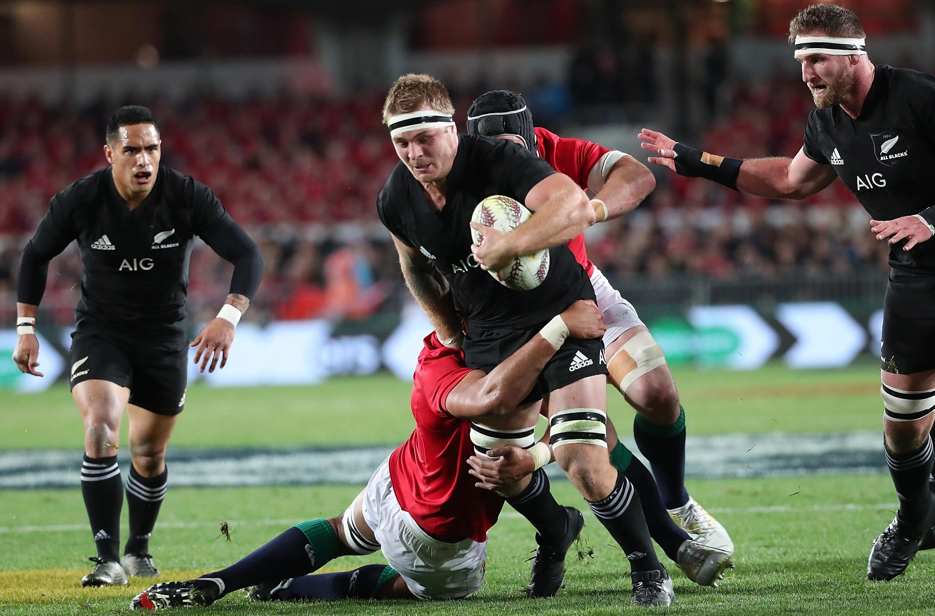 All Blacks flanker Sam Cane says the haka is 'part of who we are'