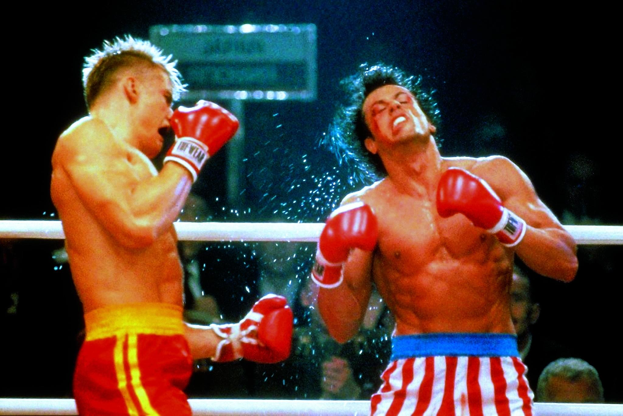 Klopp compared his club's duel against Manchester City to Rocky's epic bouts with Ivan Drago