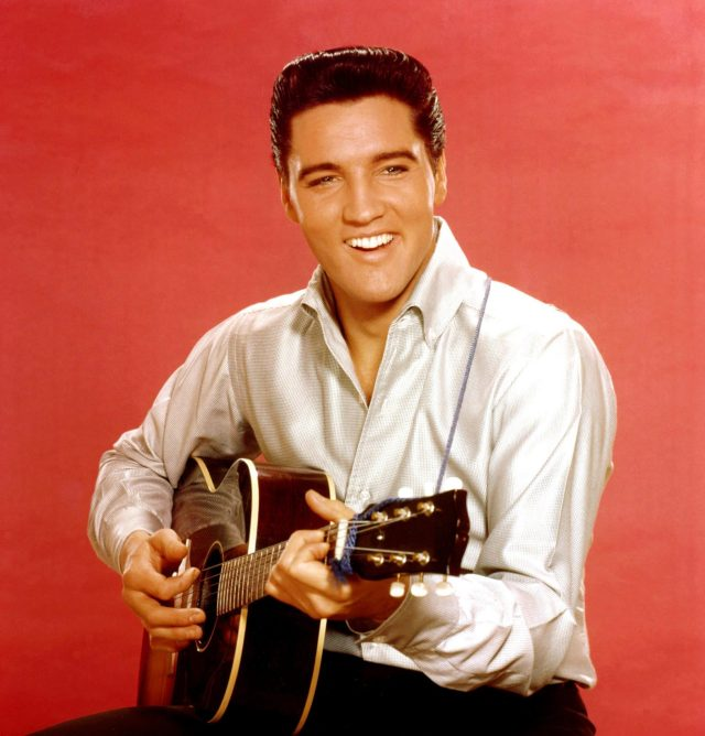 Elvis Presley was a global superstar who was the biggest music artist of the 20th Century
