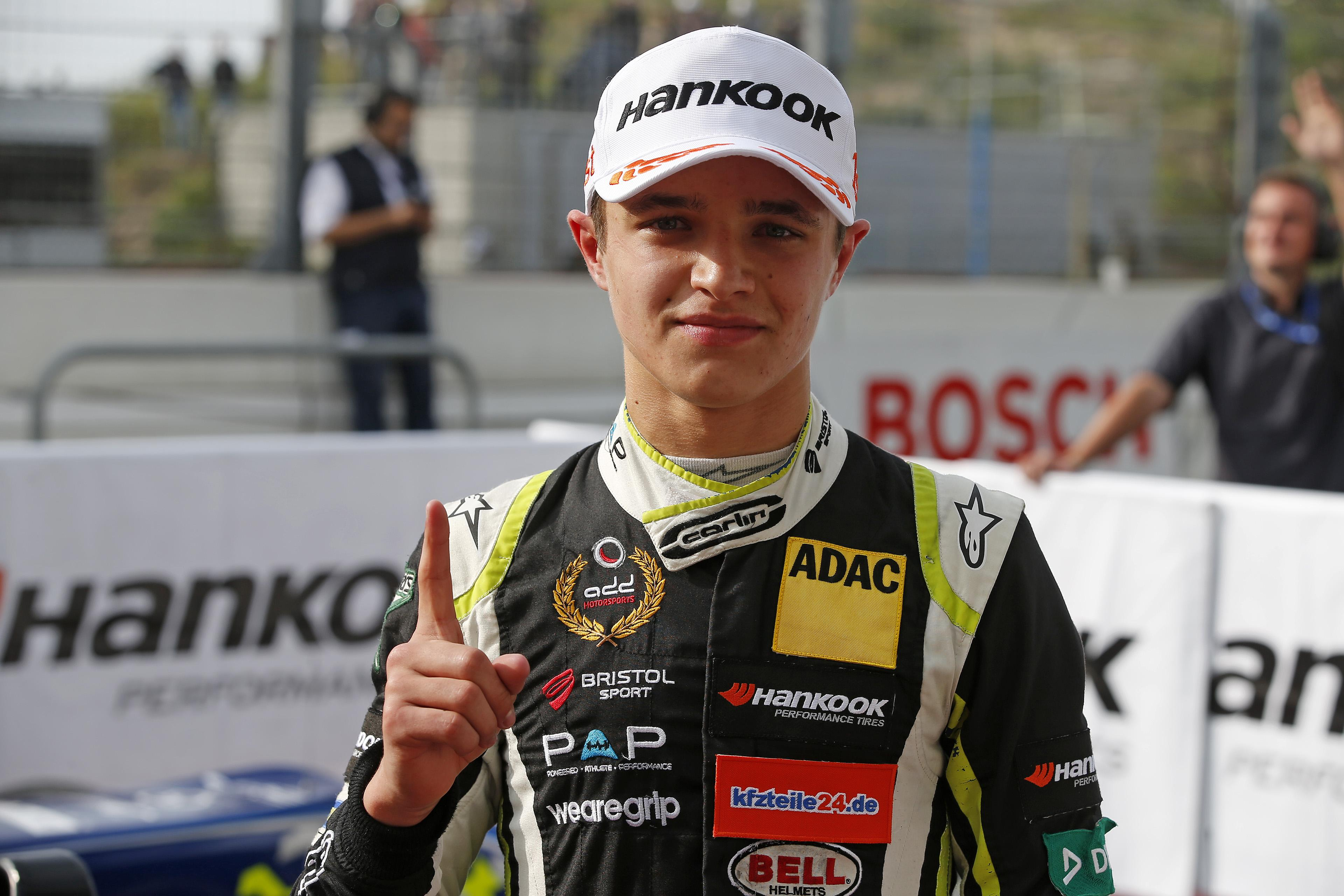 Norris will be hoping to impress at the Belgian GP