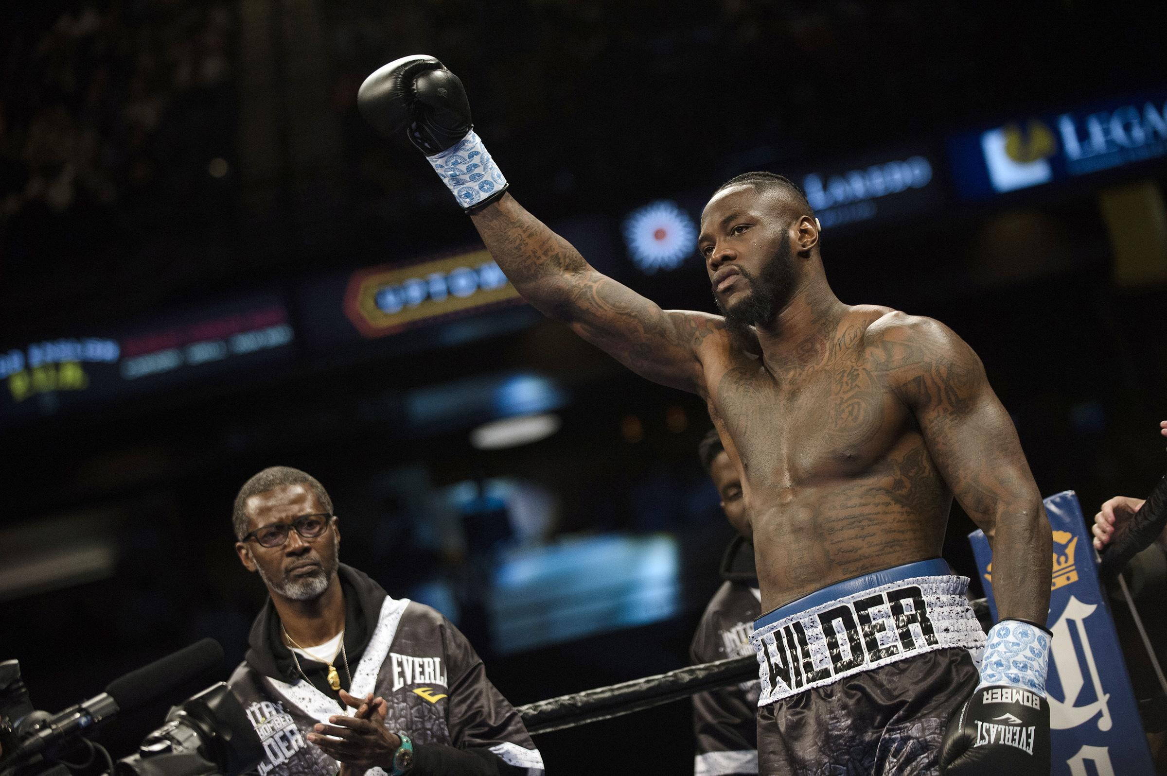 The Gypsy King believes he'll fight Wilder this year