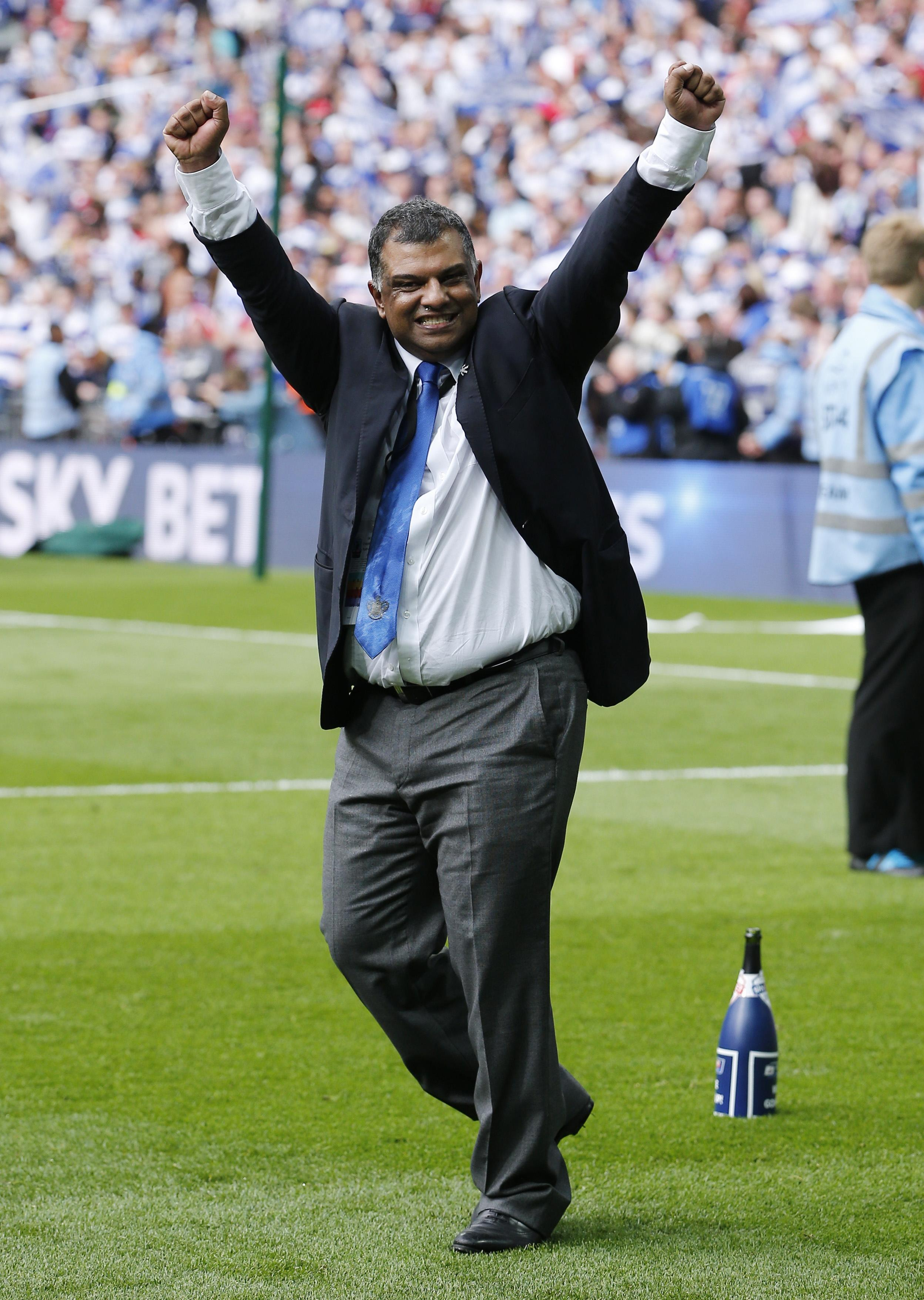QPR are struggling after the foolish and lavish spending by Tony Fernandes
