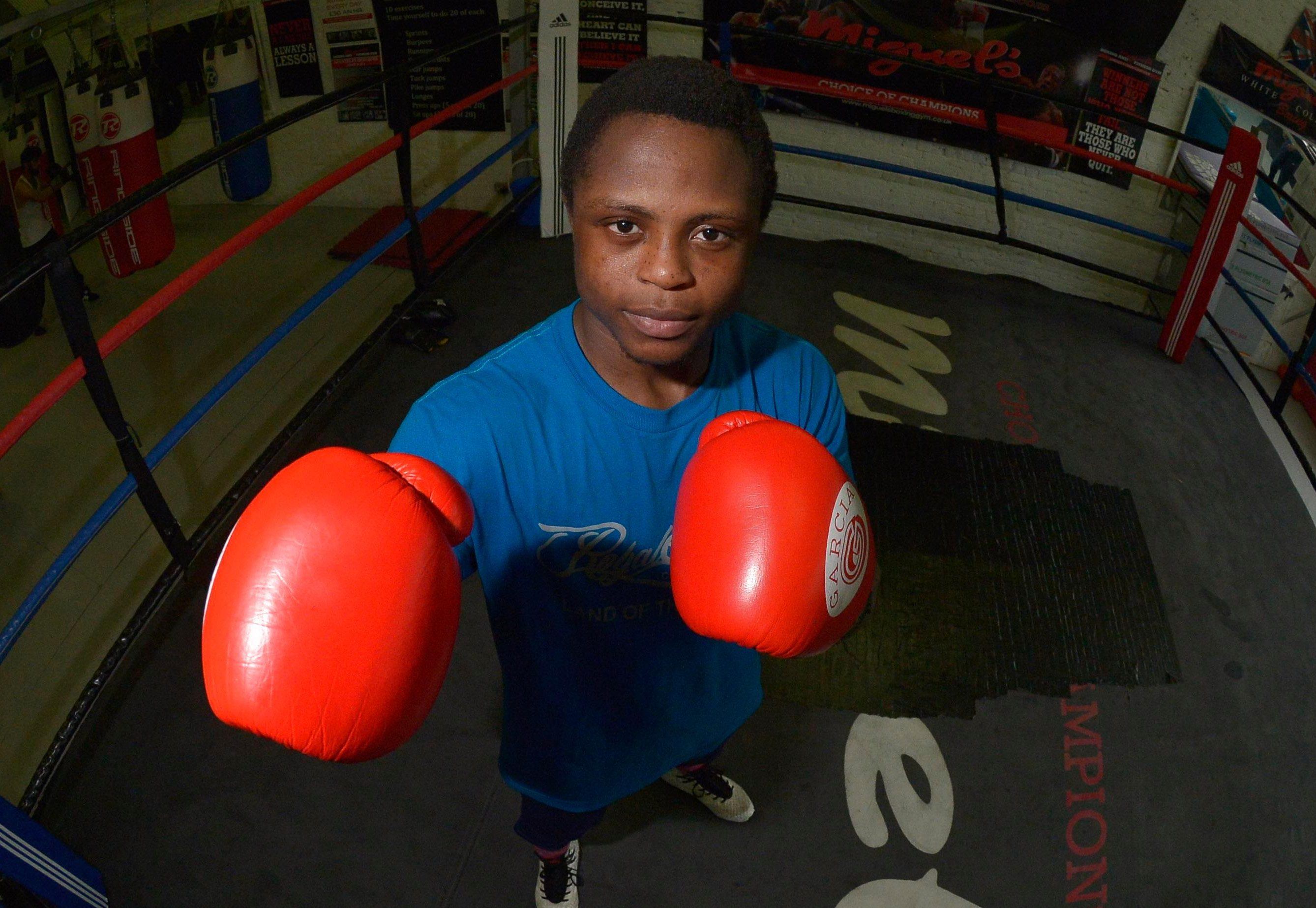Isaac Dogboe won the WBO super-bantamweight title in April and makes his first defence on August 25