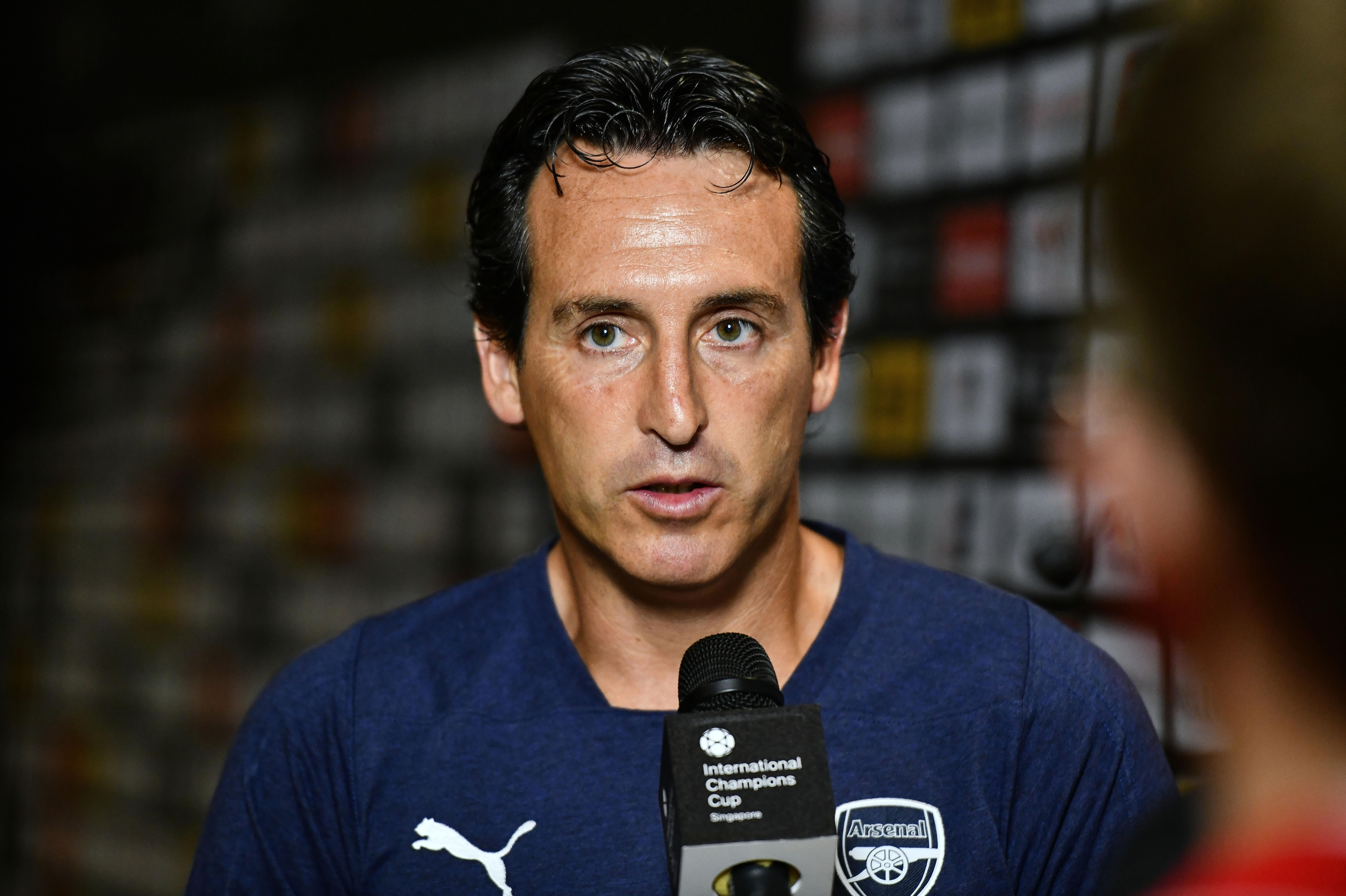 Arsenal are hoping Unai Emery can work wonders for them this season