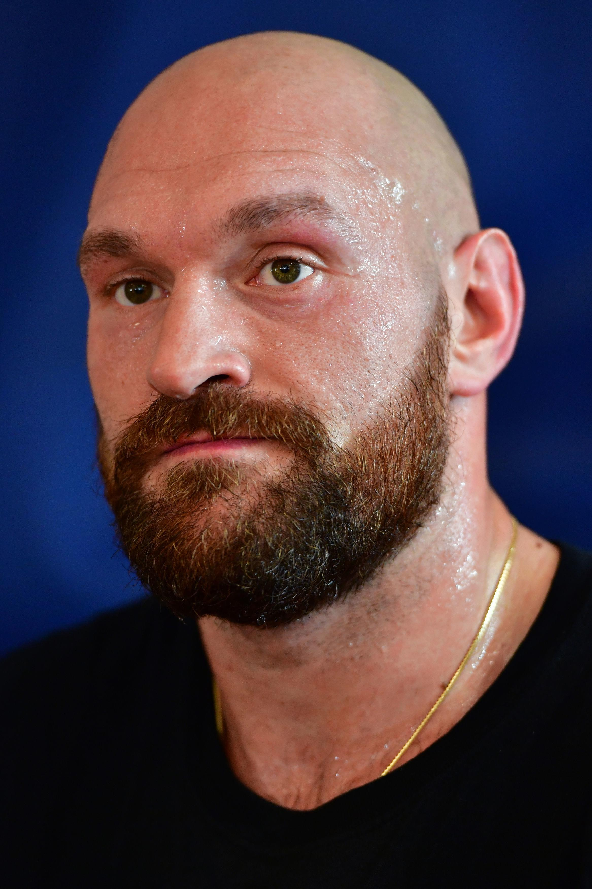 Tyson Fury is adamant that he will return to the top of the boxing tree