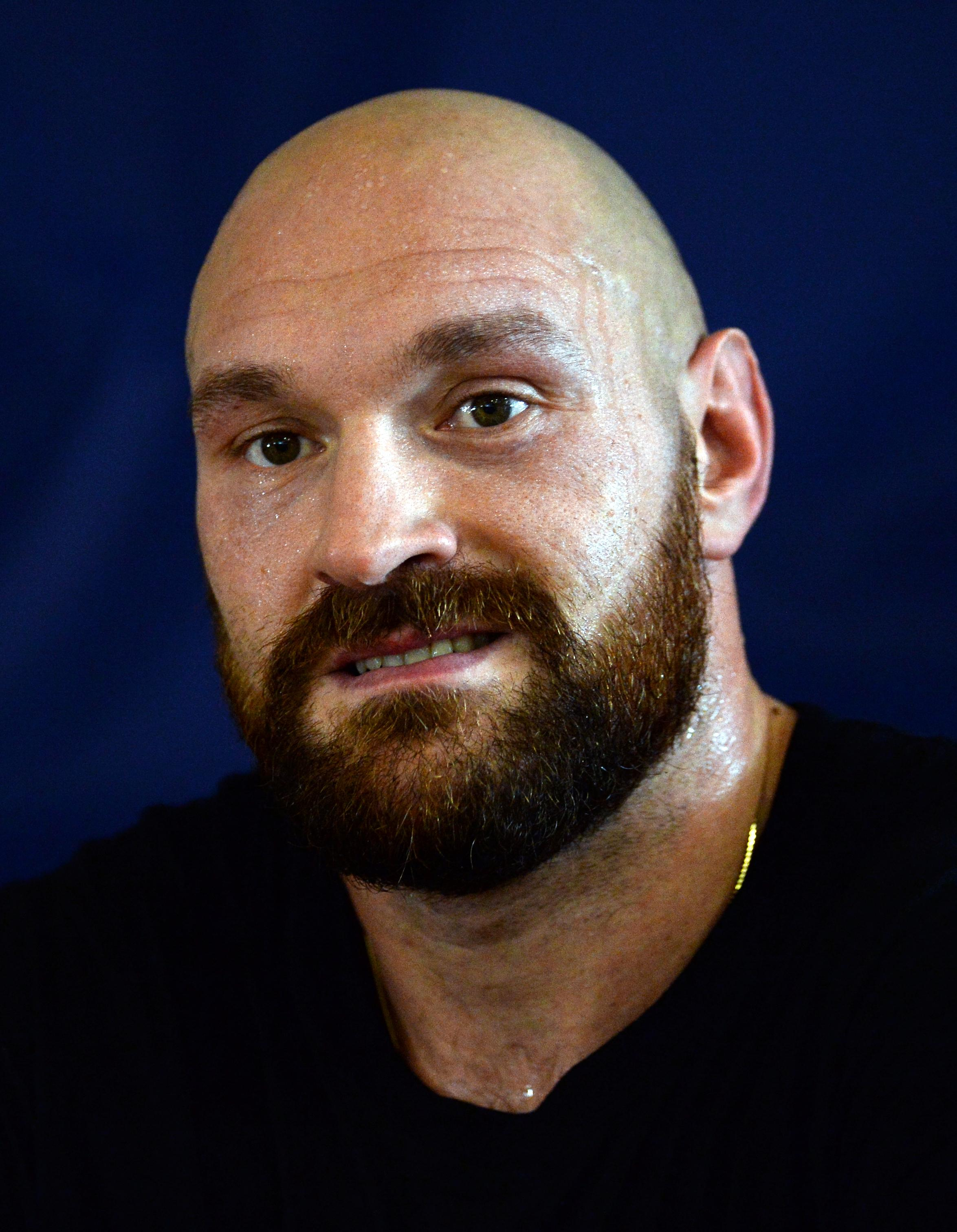 Tyson Fury took to Instagram to announce a fight against Deontay Wilder is edging closer