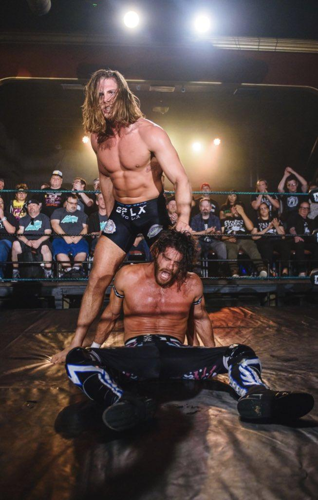 Matt Riddle was a UFC star who has climbed the ranks of professional wrestling