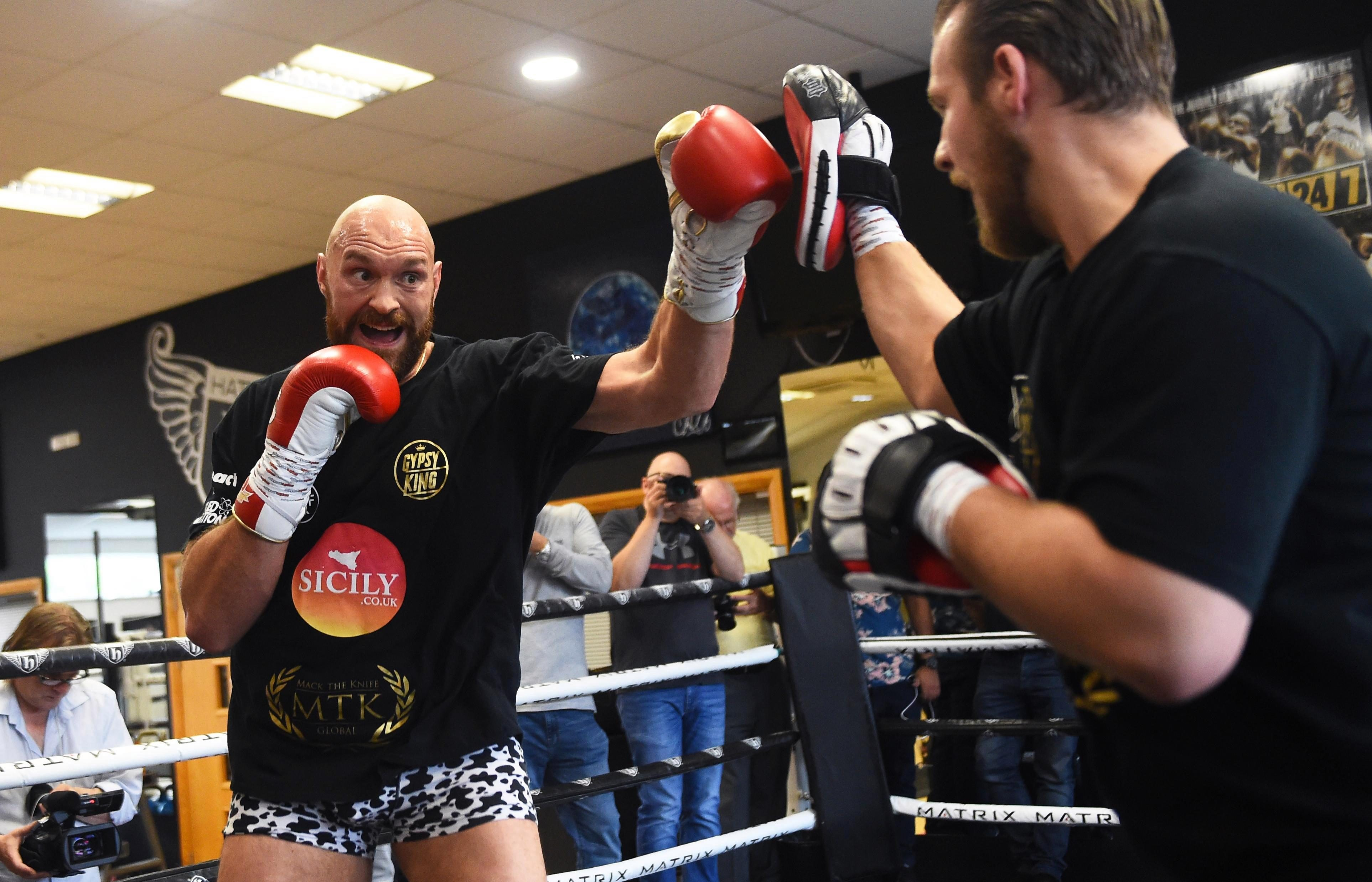 Fury has claimed he has secured a fight with WBC champion Wilder, despite recent two-and-a-year break from boxing