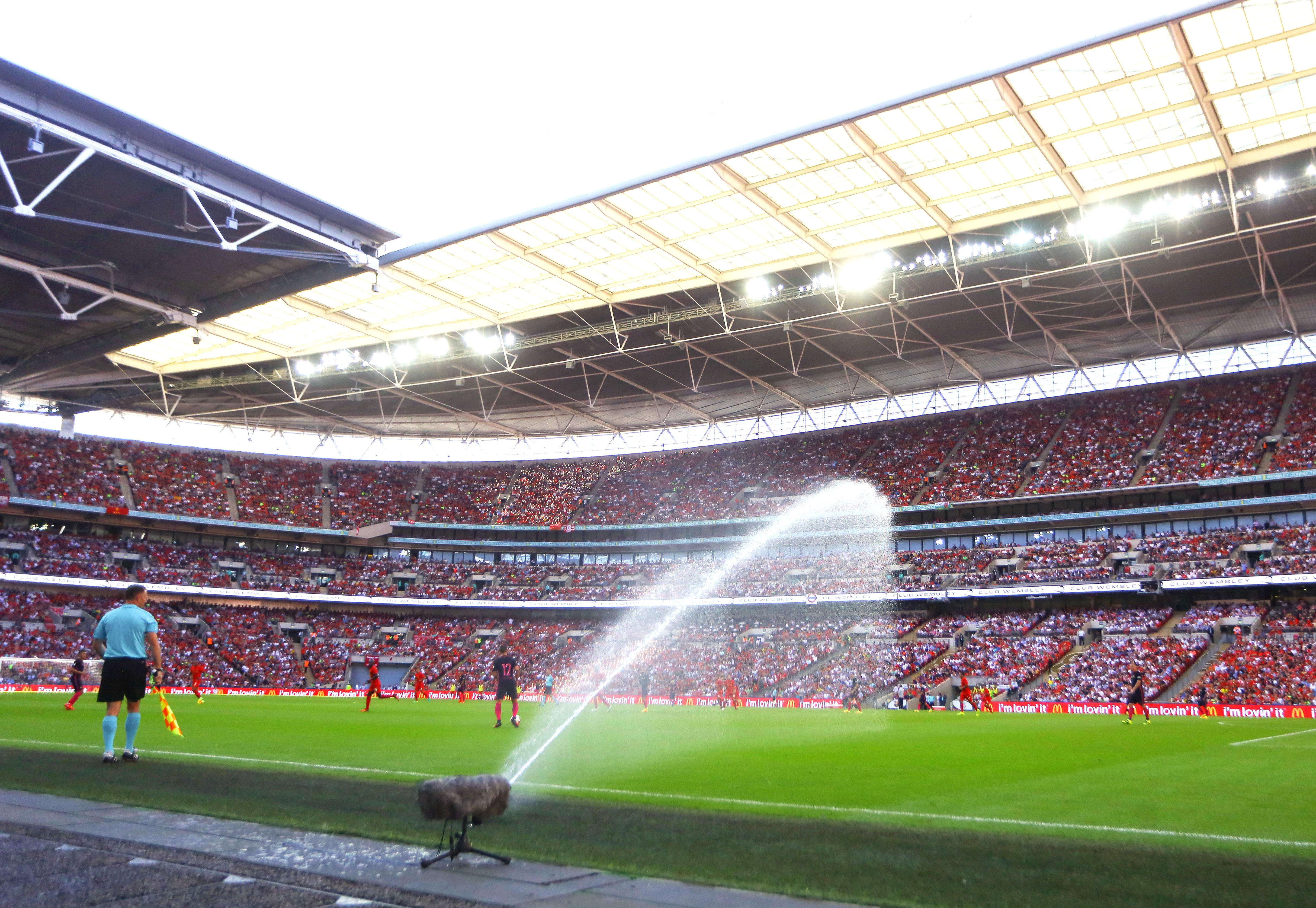 The football season may be delayed due to the UK heatwave