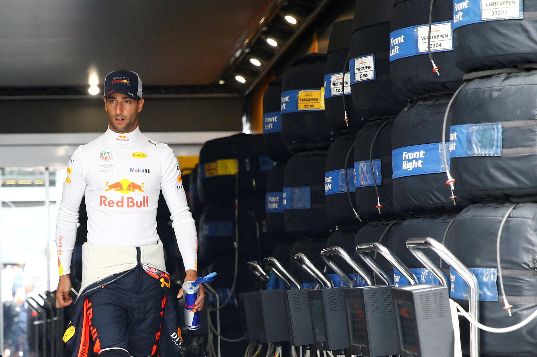 Ricciardo has won seven grands prix, including in Monaco this year