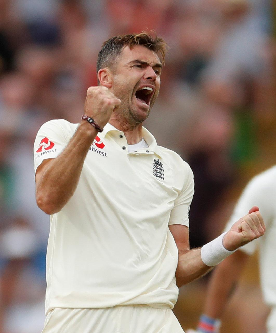James Anderson is dreaming big about bowling England to First Test victory over India
