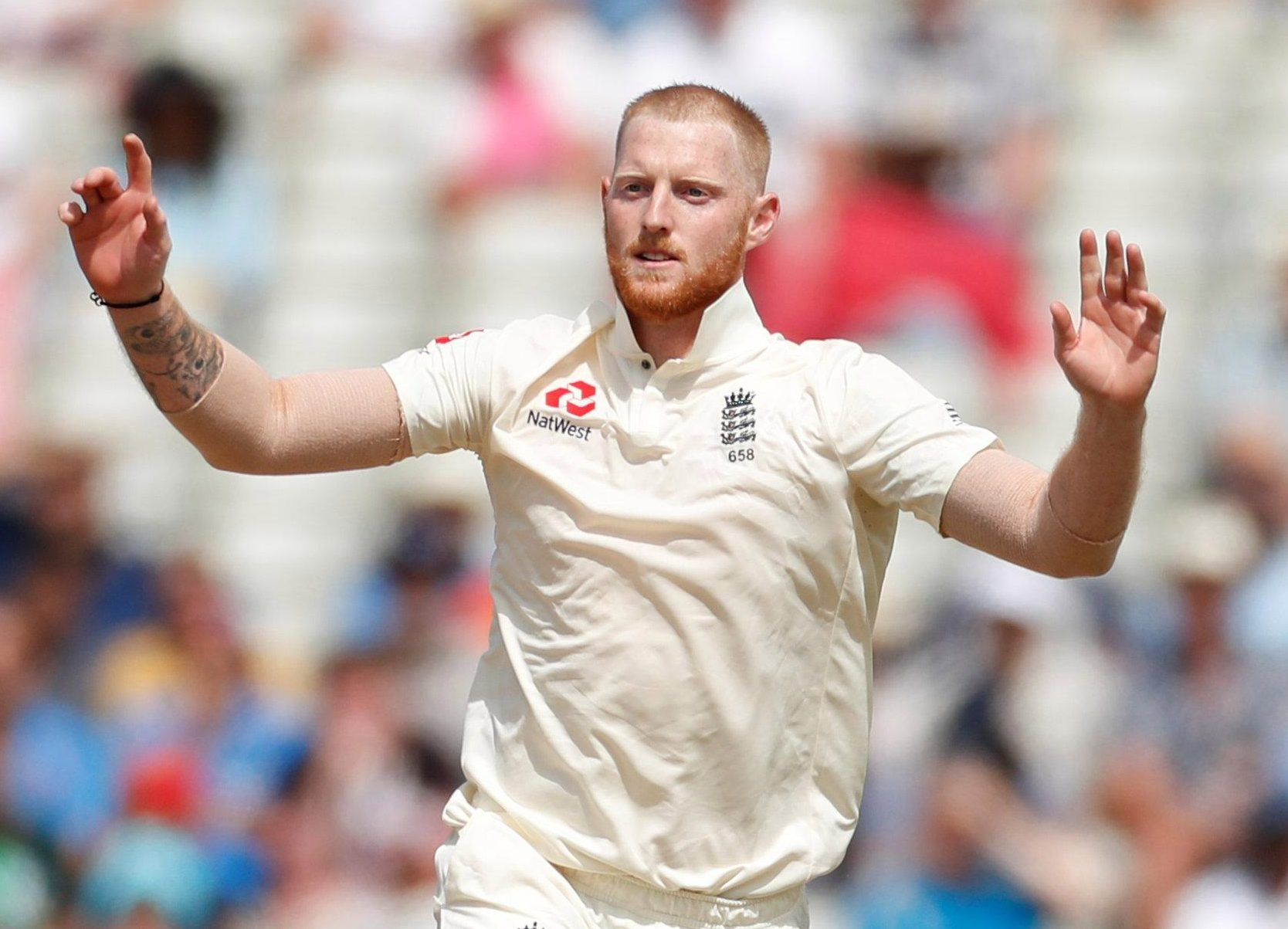 Ben Stokes must watch his step off the field and become more of a role model