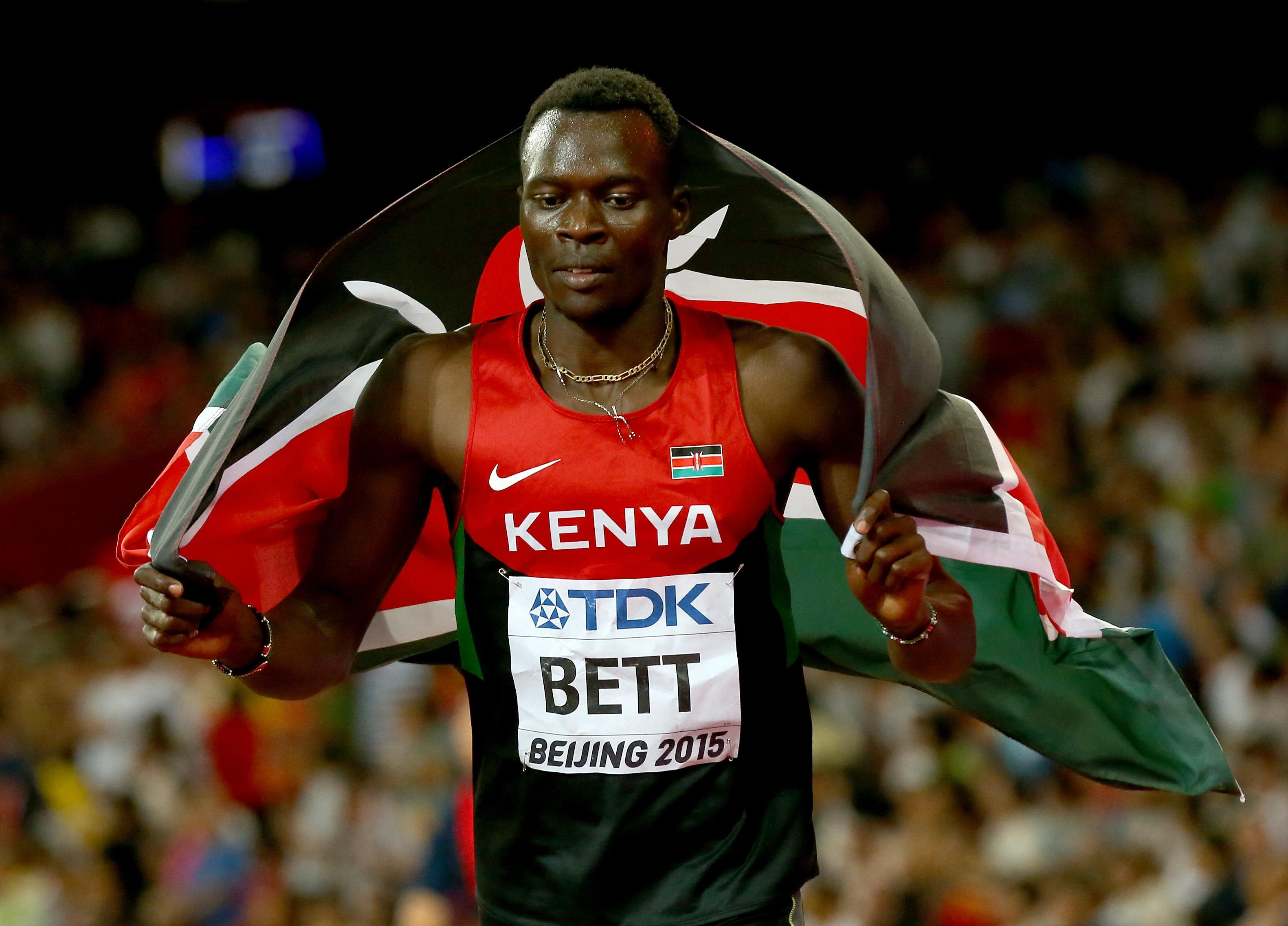 Nicholas Bett has been killed in a horrific car crash in his home country of Kenya