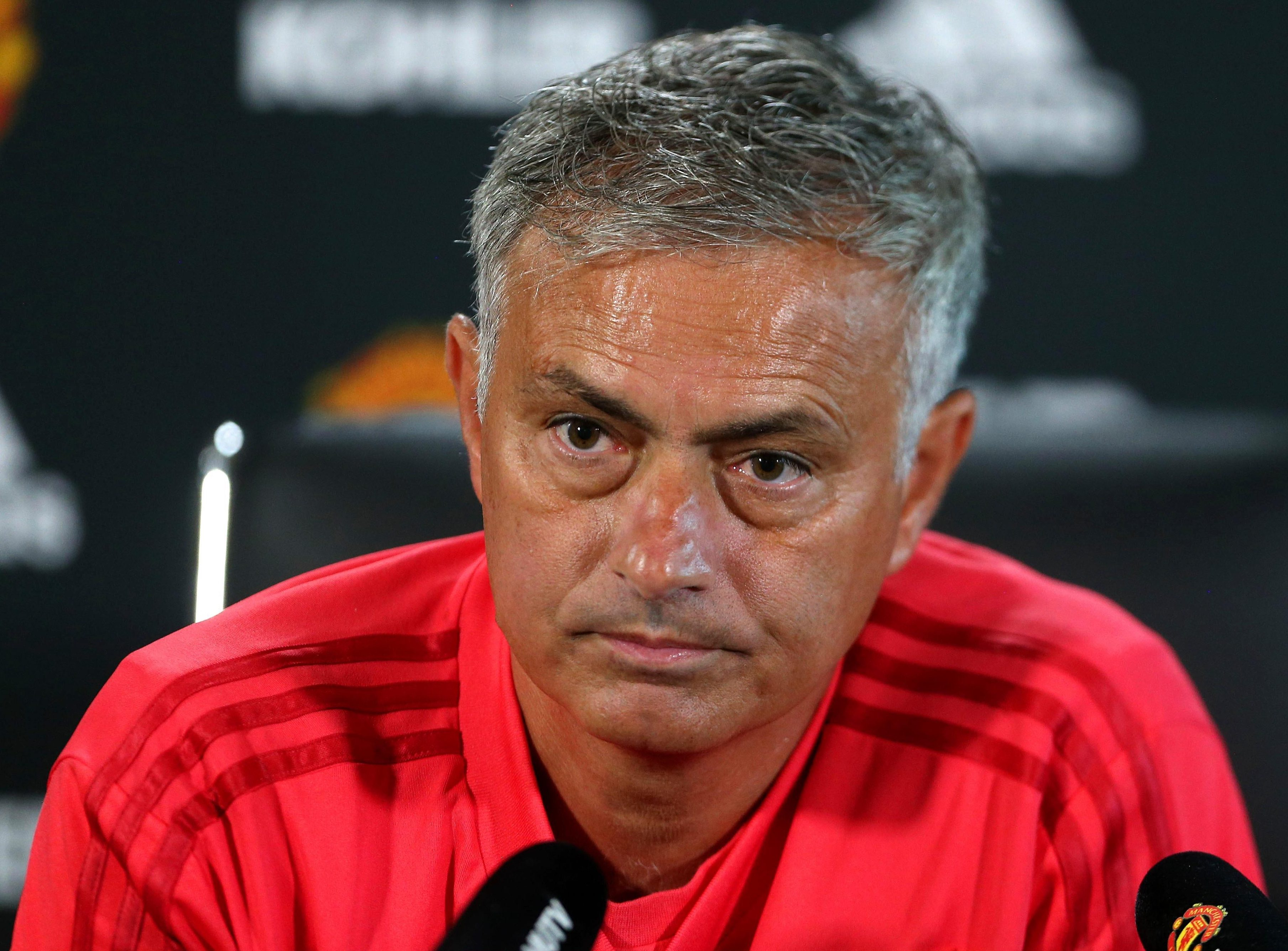 Jose Mourinho insists there is no trouble between him and Ed Woodward