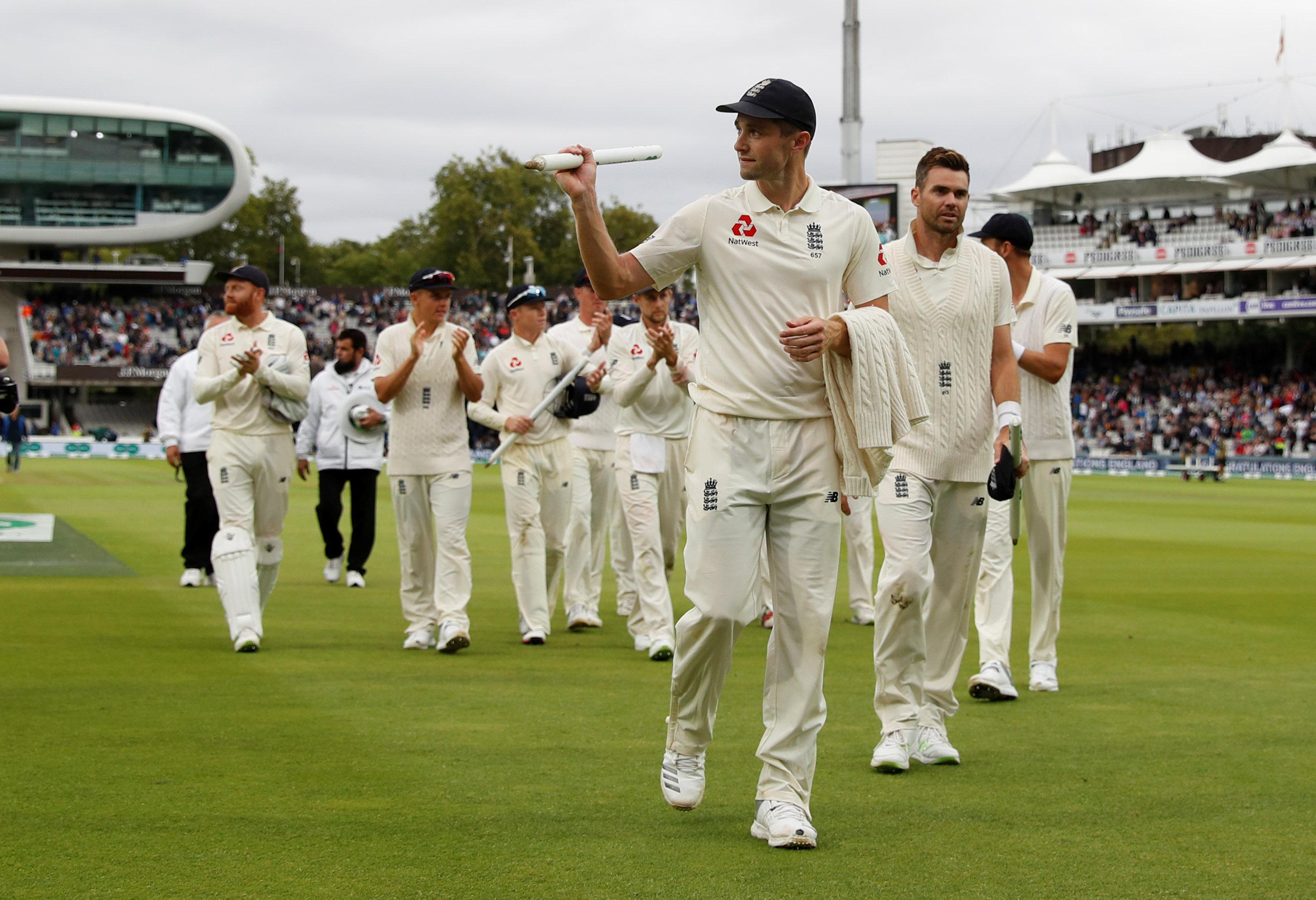 England have named an unchanged squad for Trent Bridge after big Lord's win