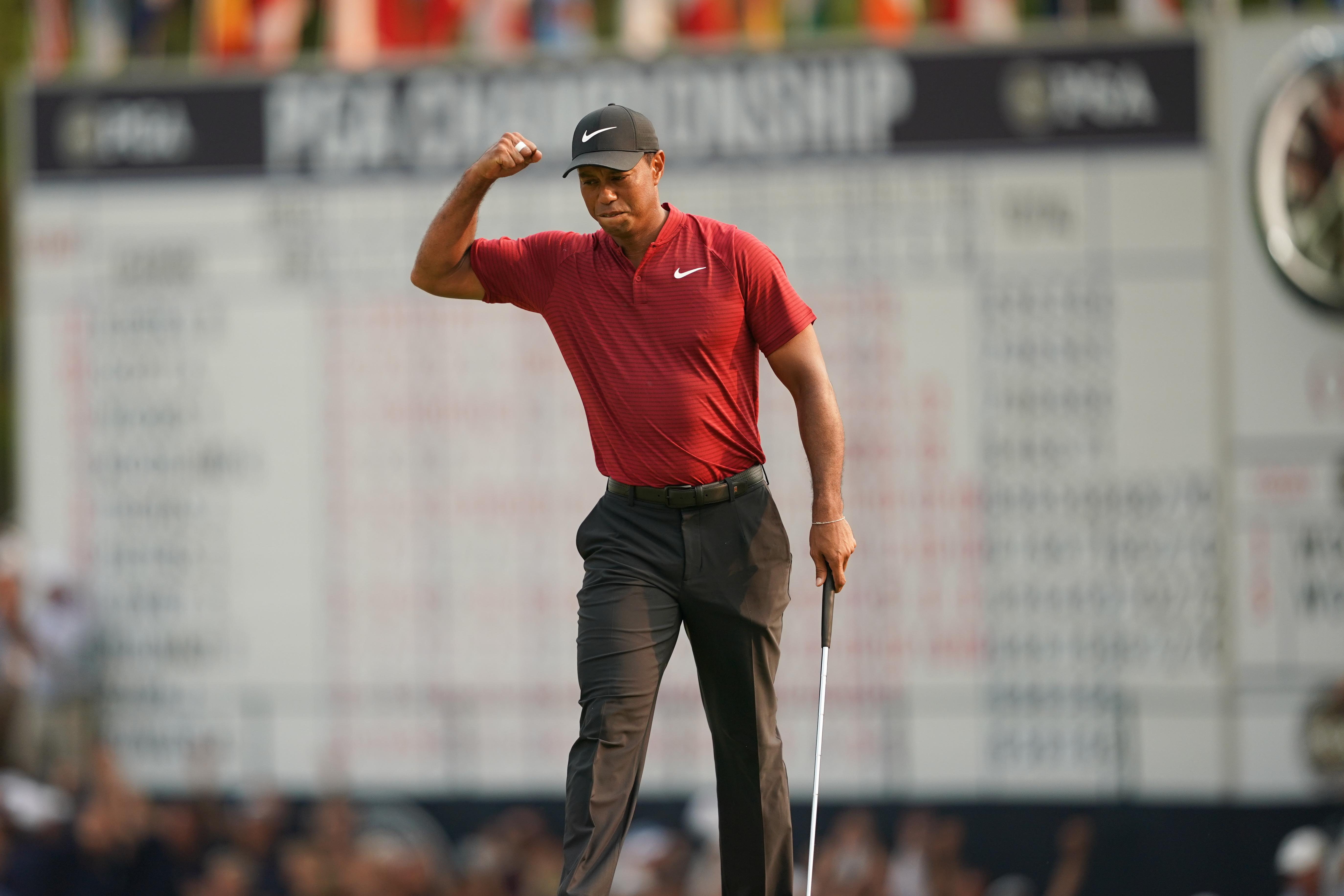 American legend Tiger Woods is closing in on a spot in the Ryder Cup against Europe next month