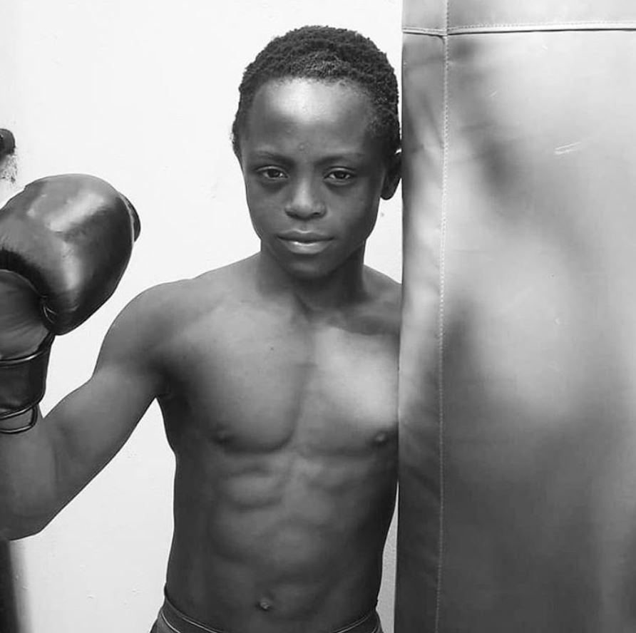 Young Isaac Dogboe was not supposed to be a fighter