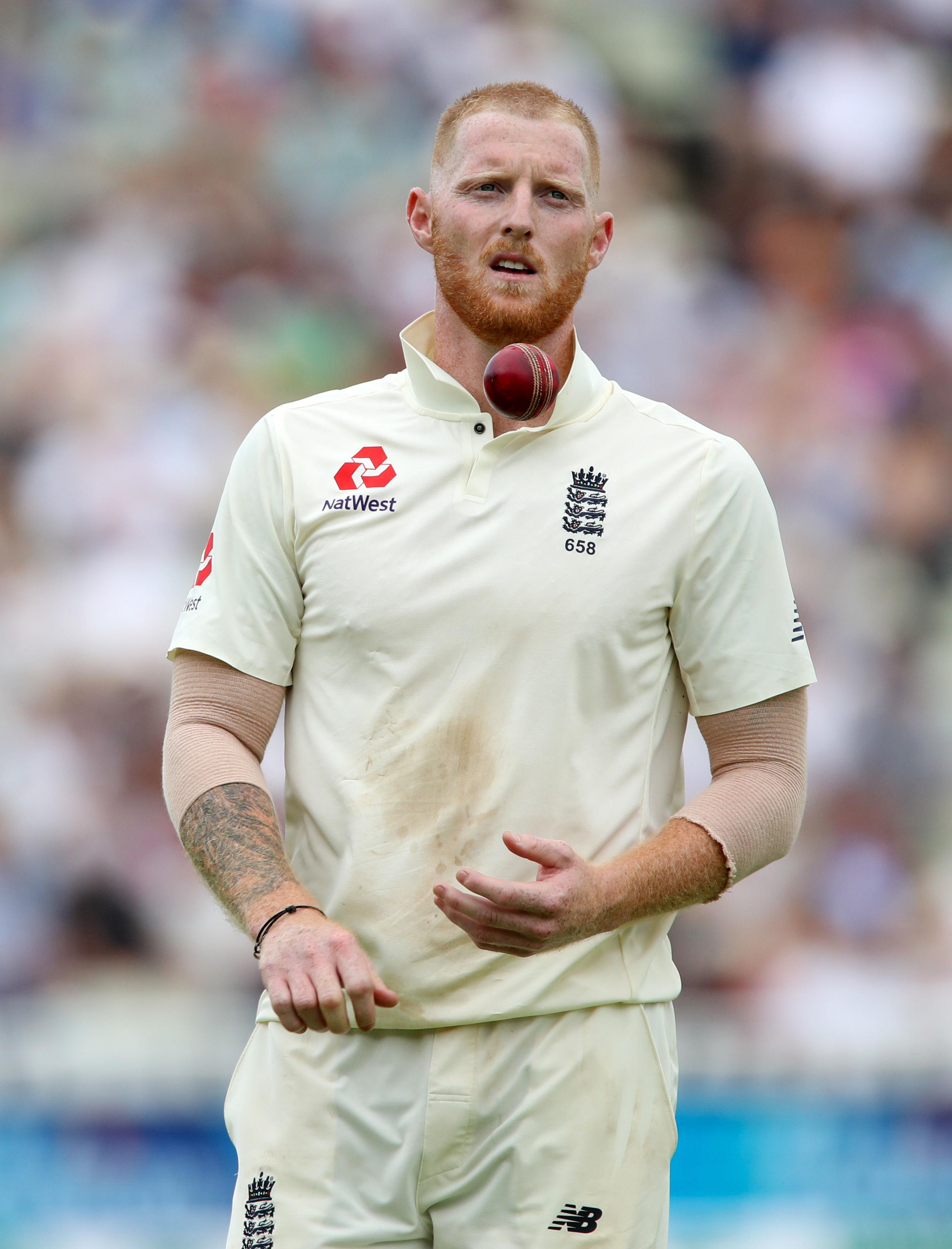 Ben Stokes is in the England squad for the Third Test against India