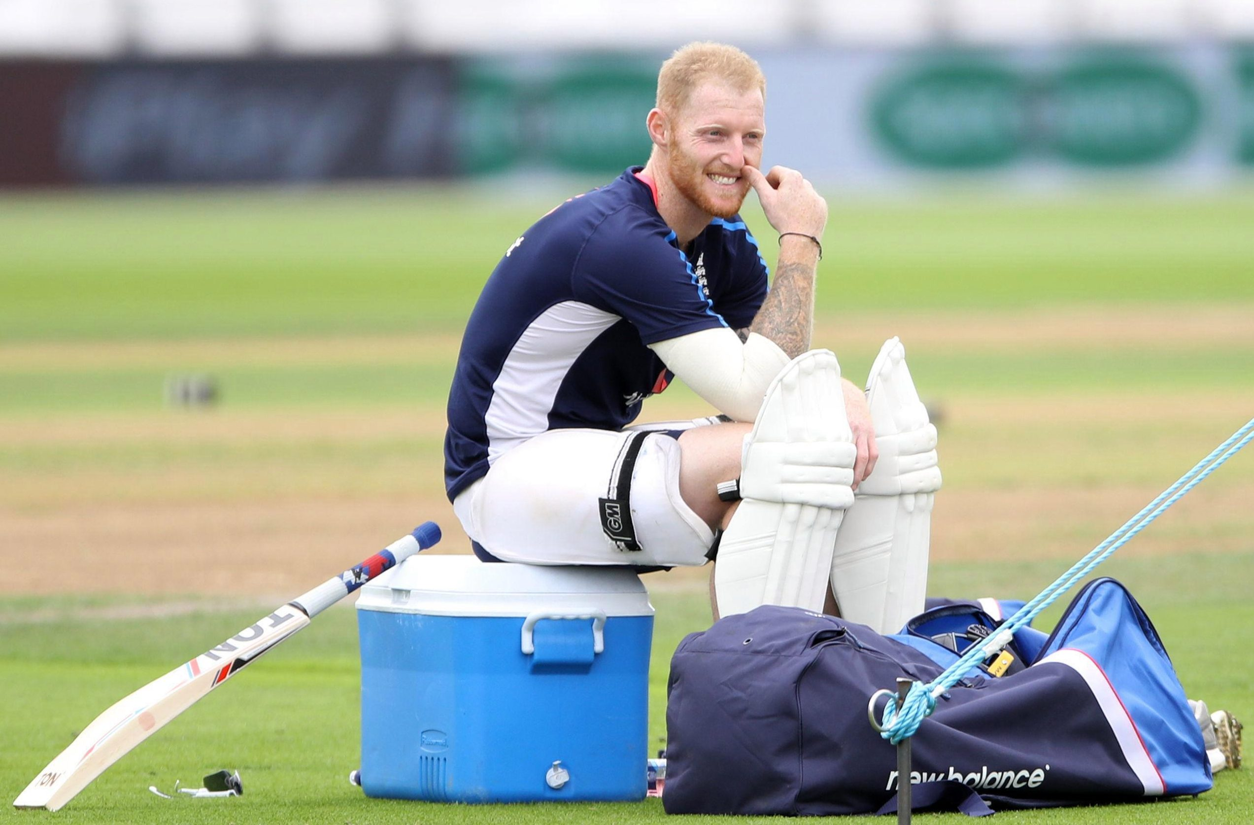 Ben Stokes has immediately walked back into the England team