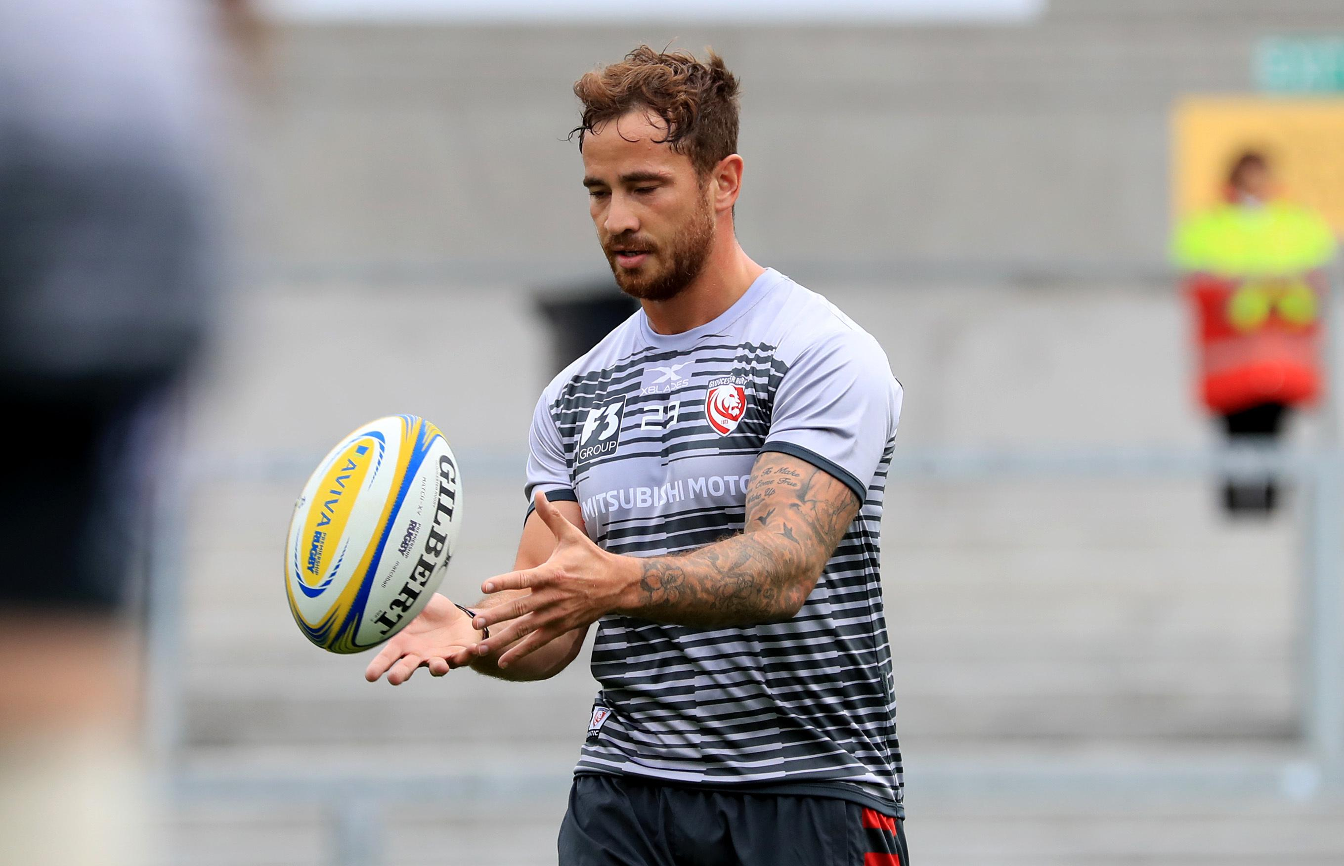 Danny Cipriani has been charged £2,000 by club Gloucester
