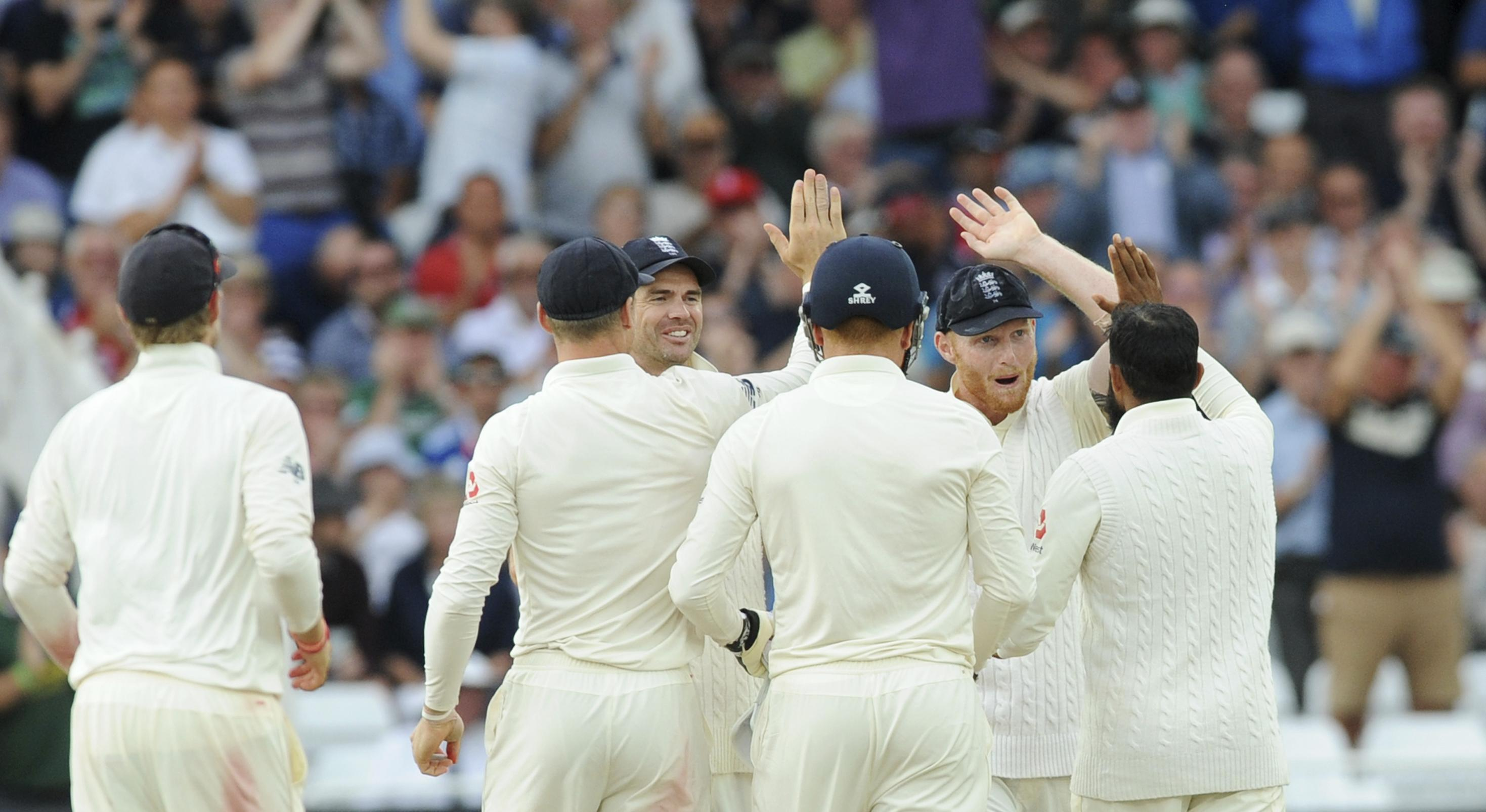 He was the only England bowler not to take a wicket on day one