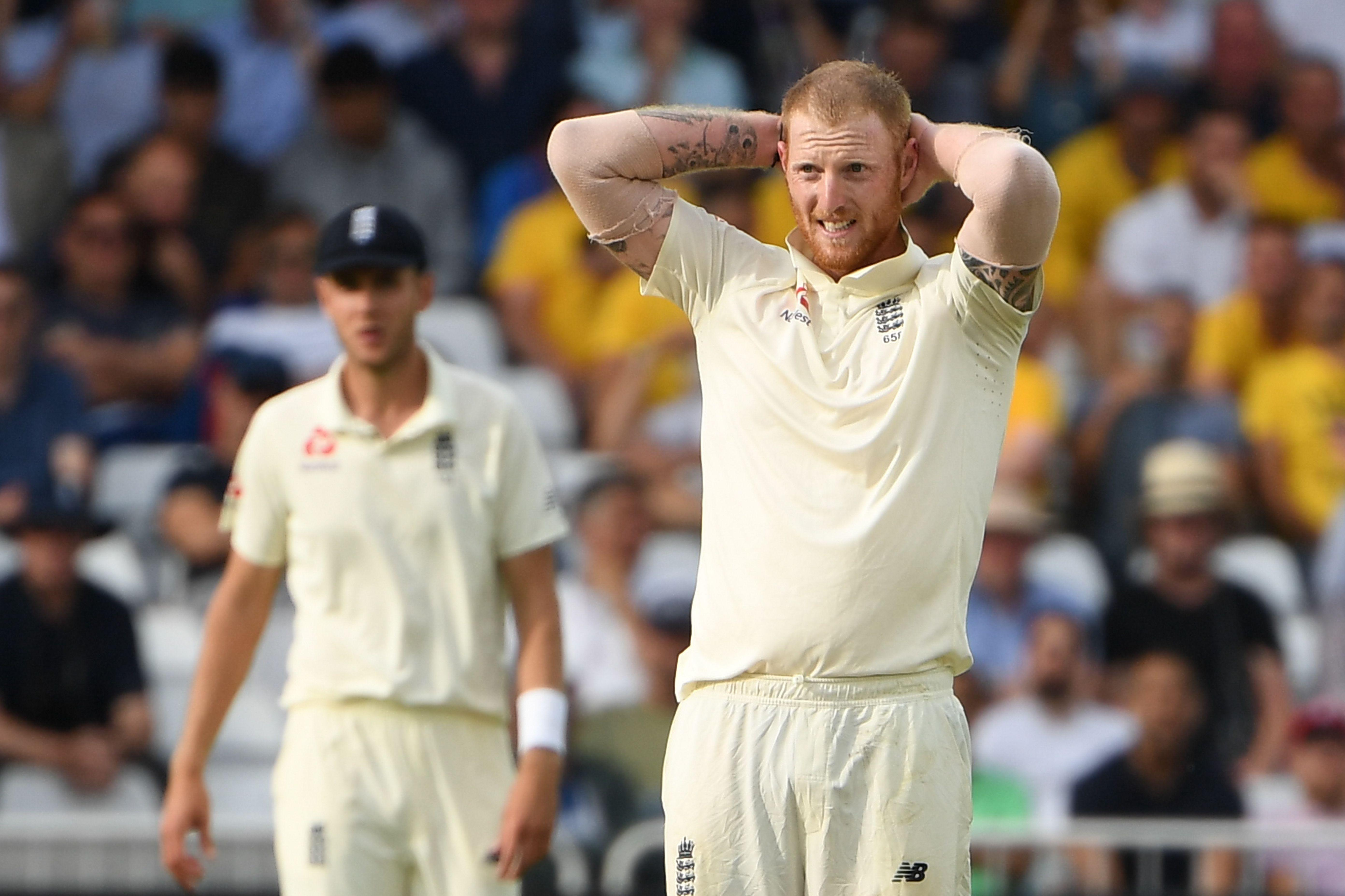 Ben Stokes was brought back into the England team for the third test against India
