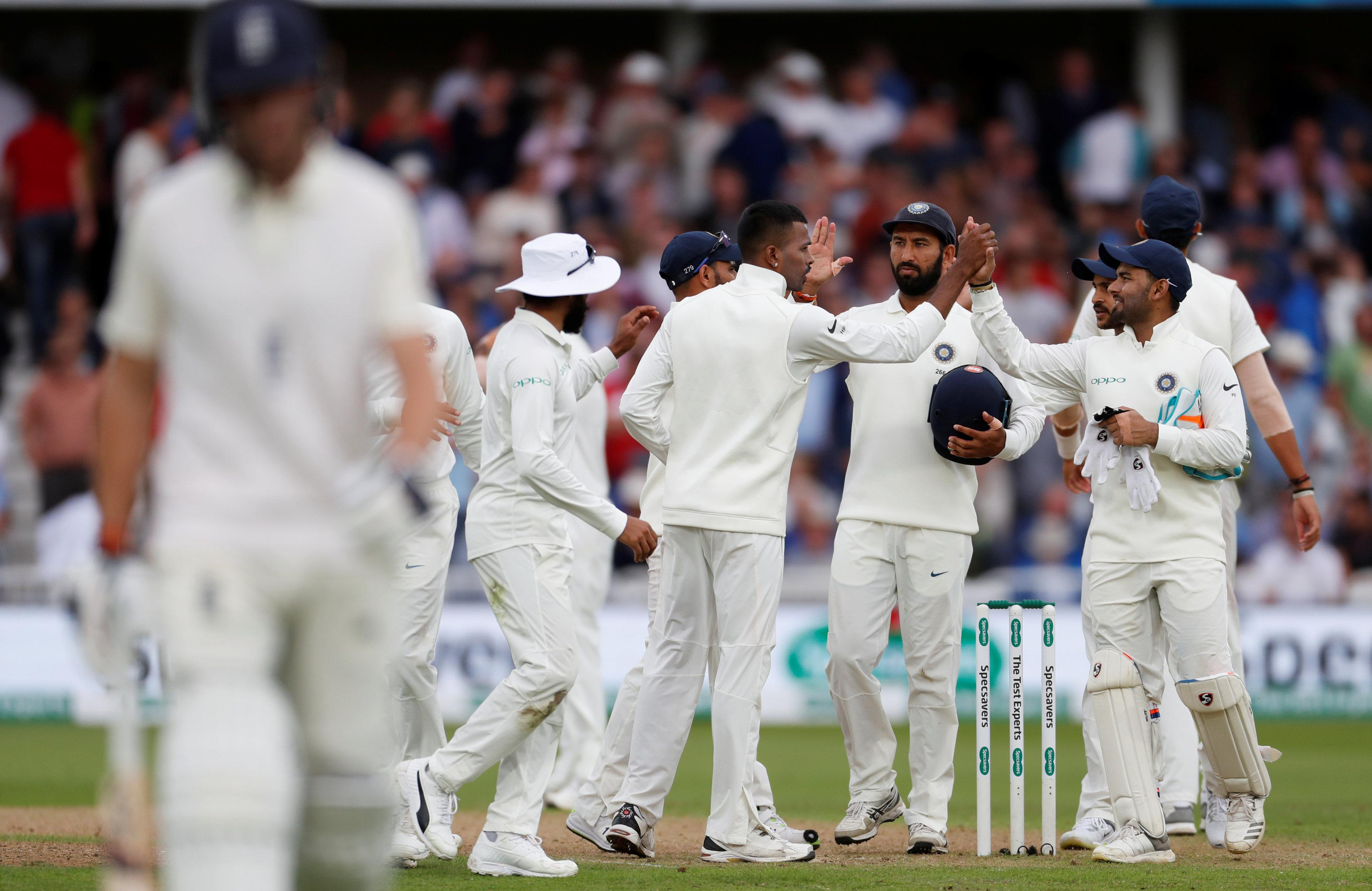 Day two was a day belonging to the bowlers