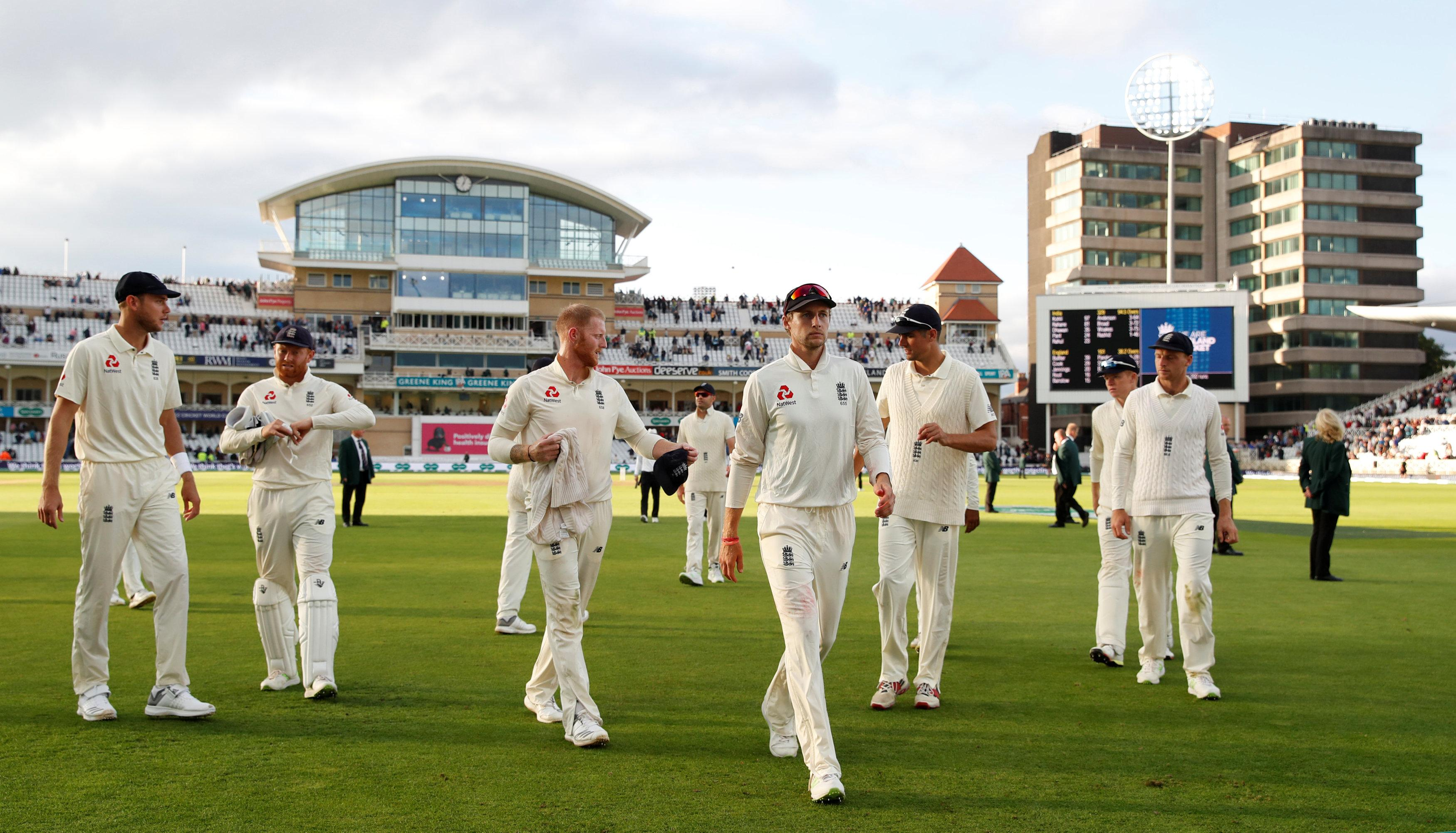 It is now twice in three years that England have been bowled out in a session