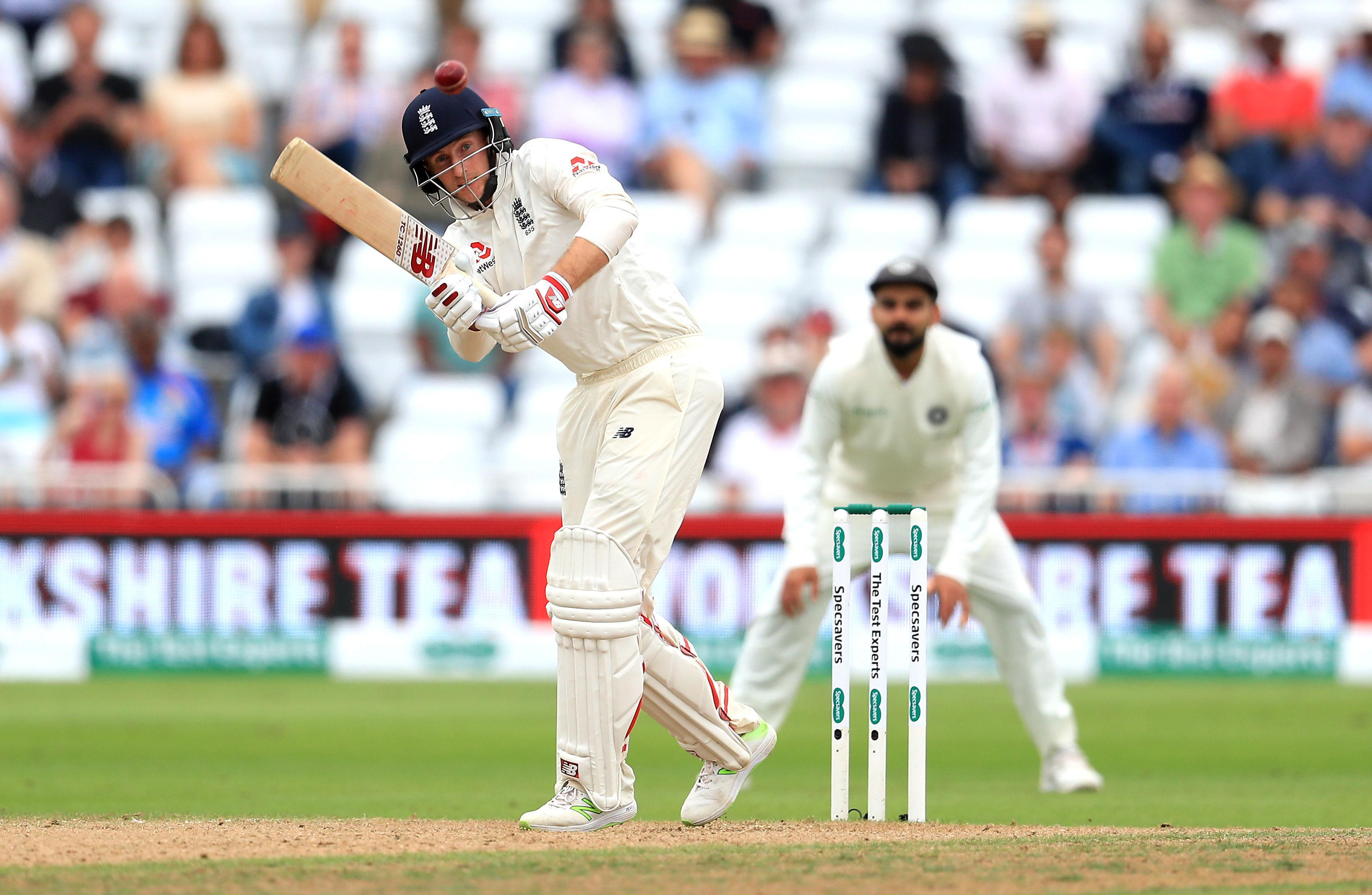 Despite losing drastically, England's top five reached ten or more in both innings