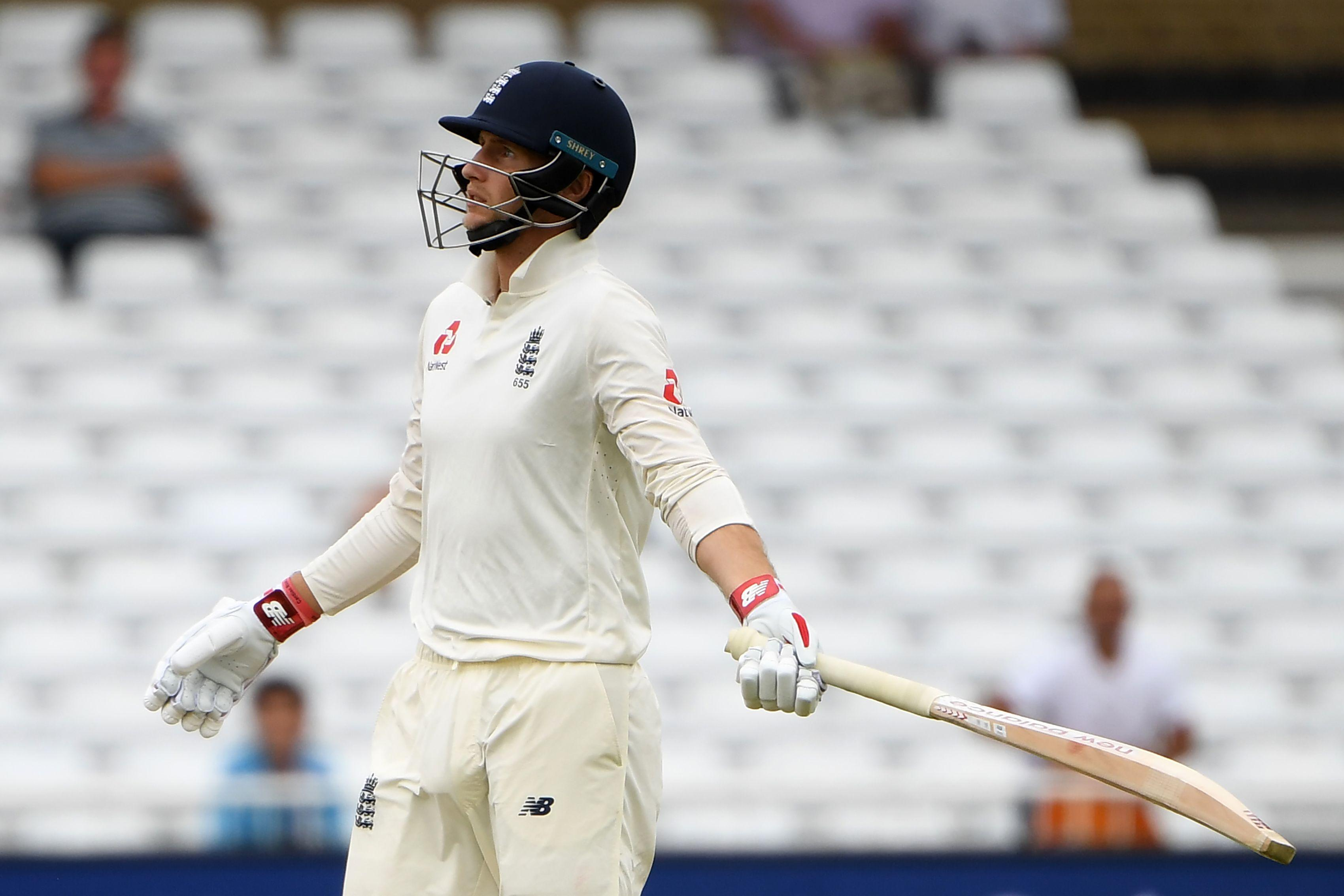 Joe Root scored just 29 across the two innings at Trent Bridge and saw his ranking fall to fifth as a result