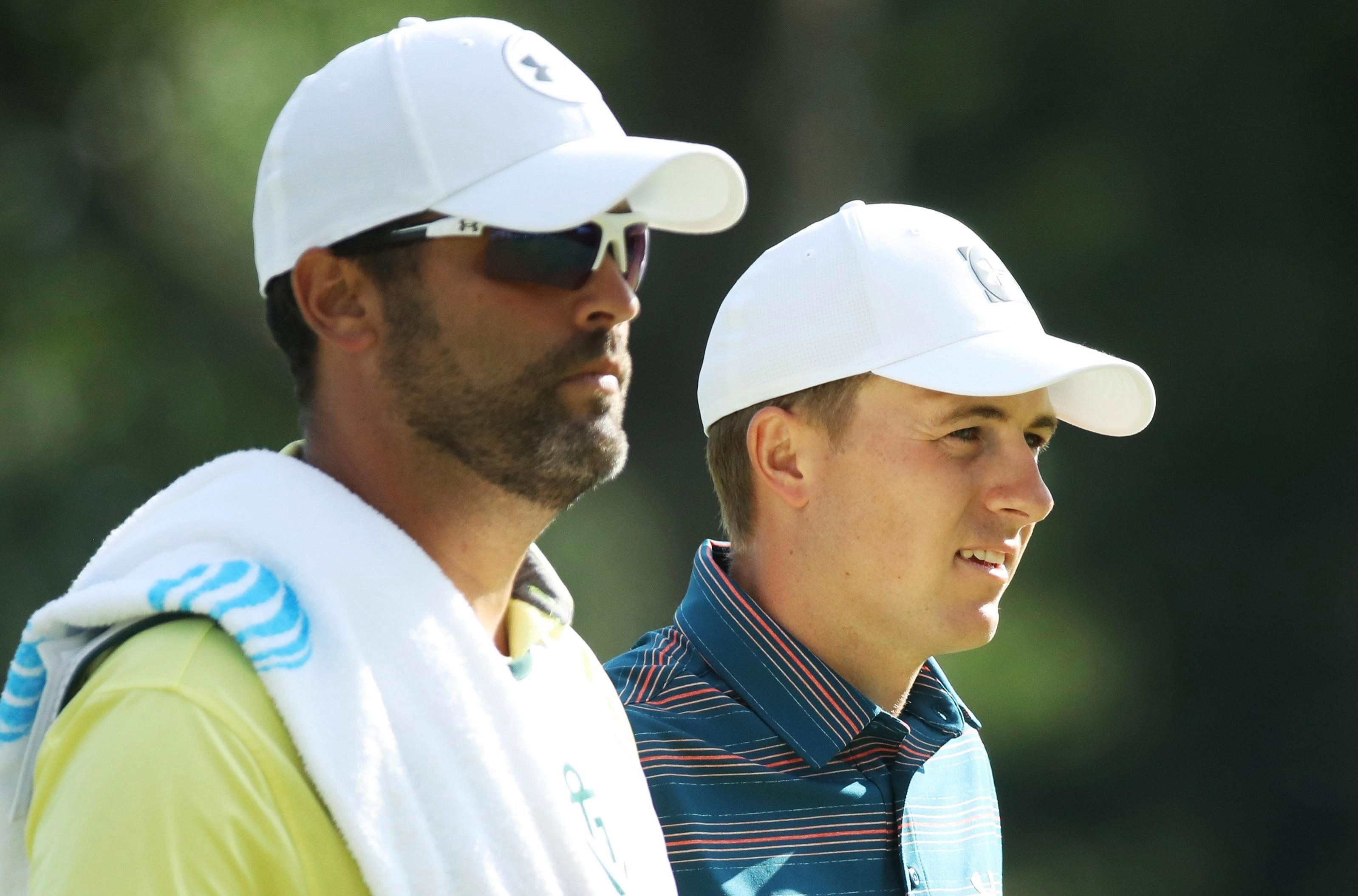 Greller and Spieth have worked together since 2011