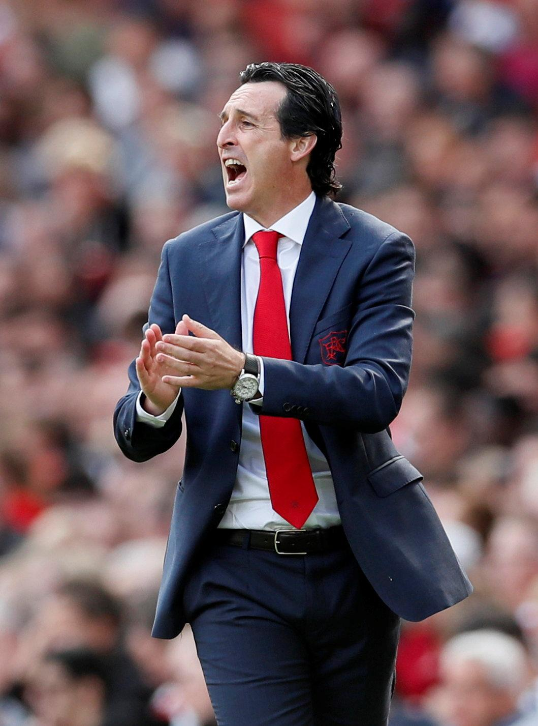 Unai Emery has won his first match in charge of Arsenal following the 3-0 win against West Ham