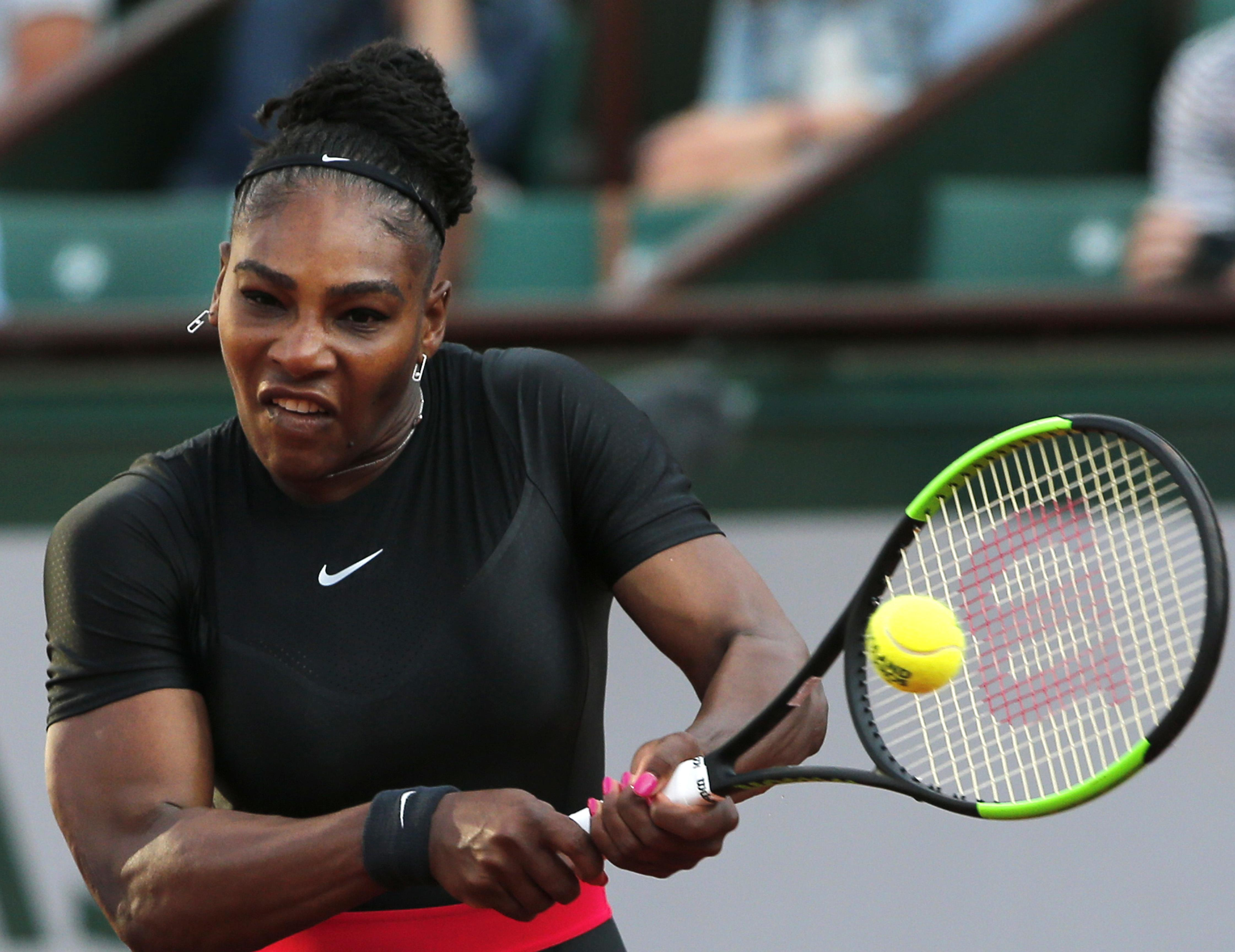French tennis chief Bernard Giudicelli said Williams had to show the game more respect