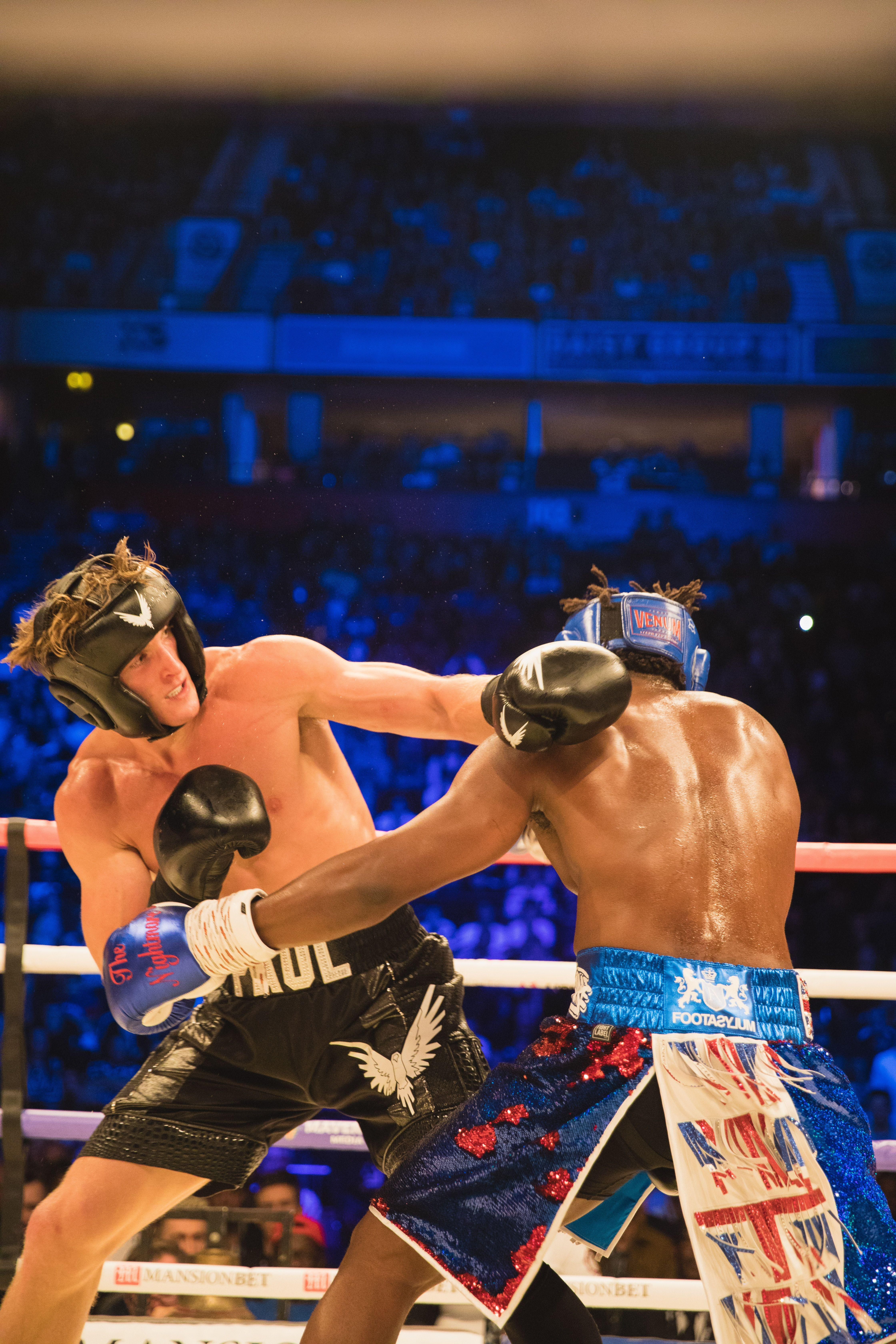The pair packed out Manchester Arena and managed to make huge money out of the bout