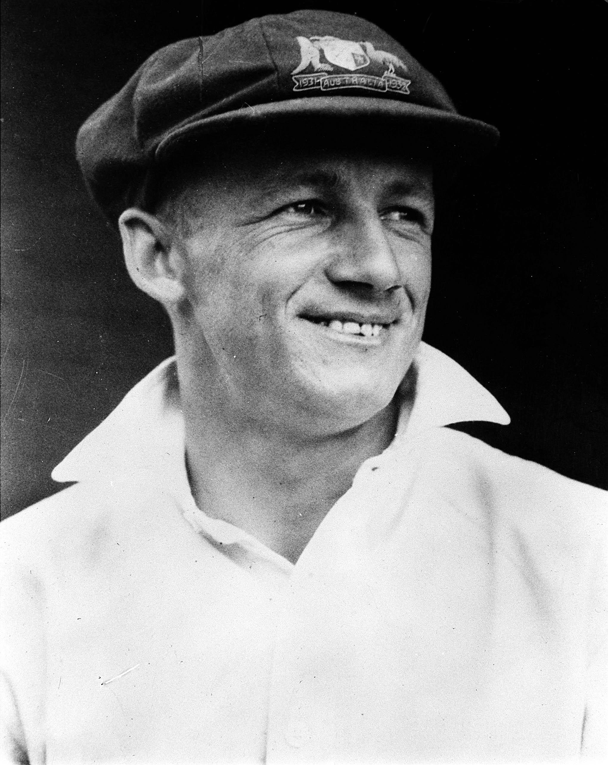 The Don held the world record at one time for the highest Test score