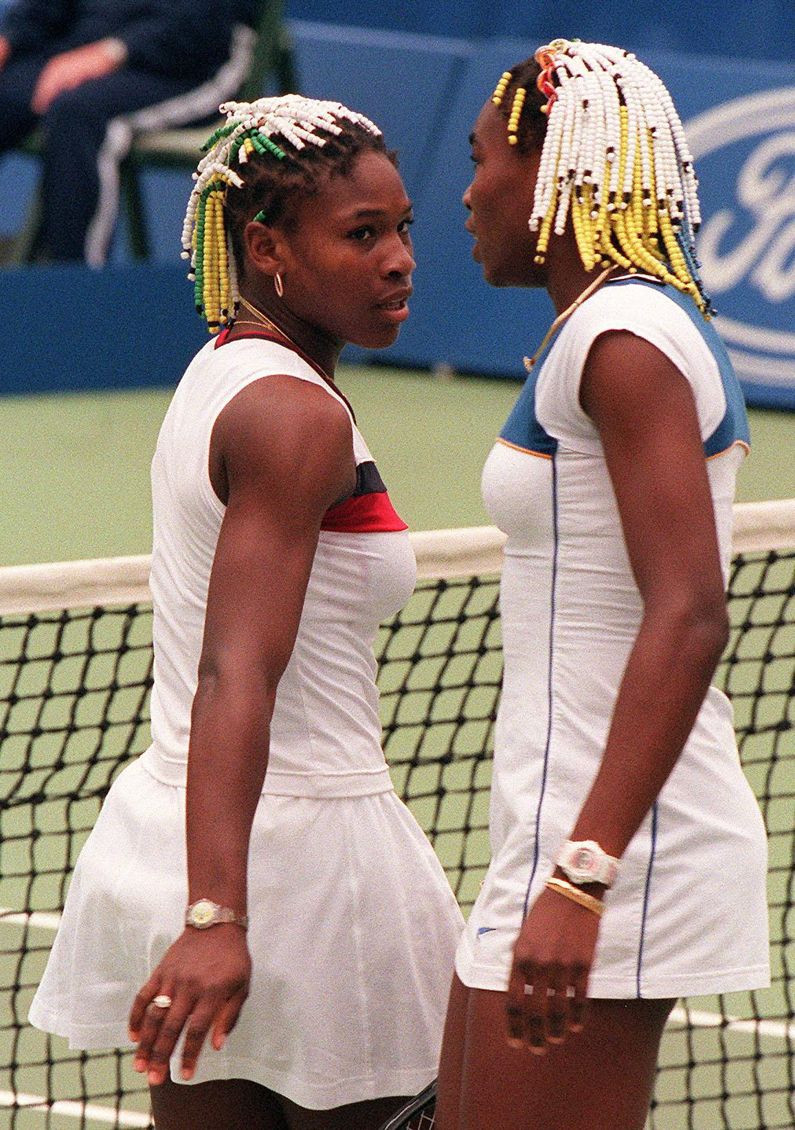 Serena and Venus Williams have been battling each other for 20 years