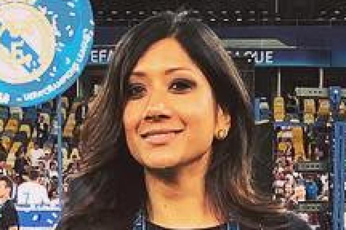 Who is Reshmin Chowdhury, how old is the talkSPORT presenter, and
