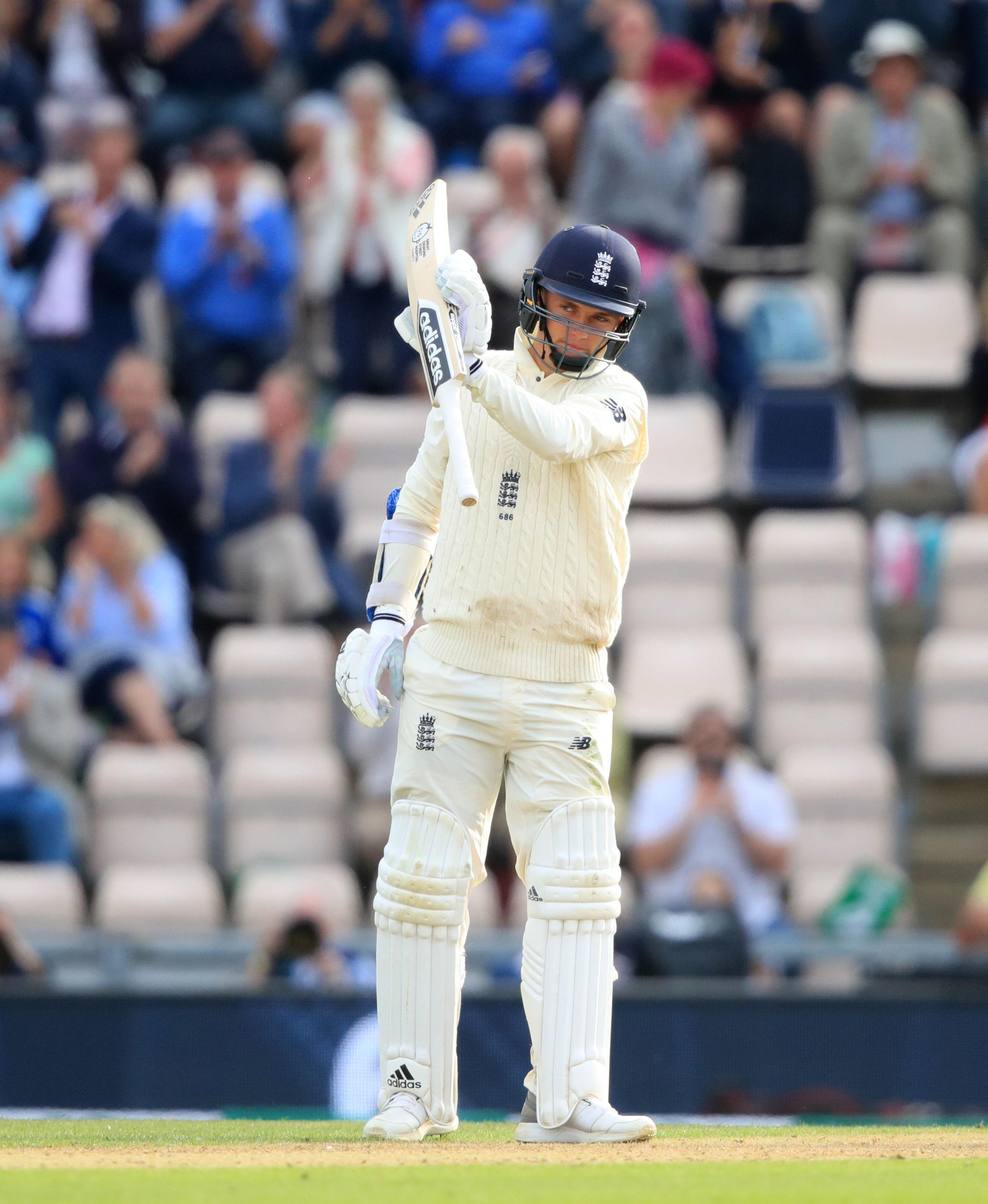 Sam Curran top-scored for England with 78, his highest Test knock
