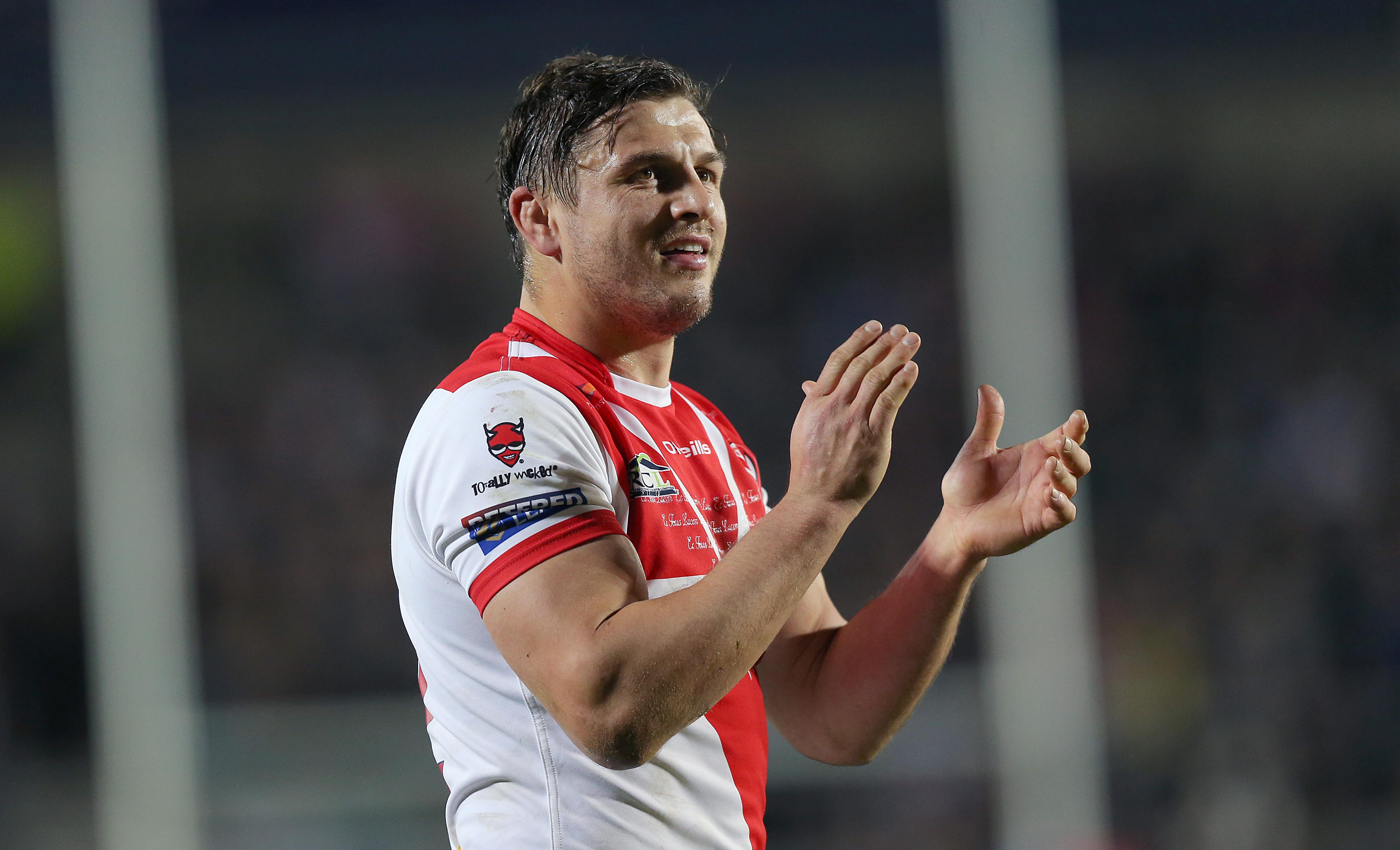 Jon Wilkin could play in his final St Helens v Wigan derby after 16 years