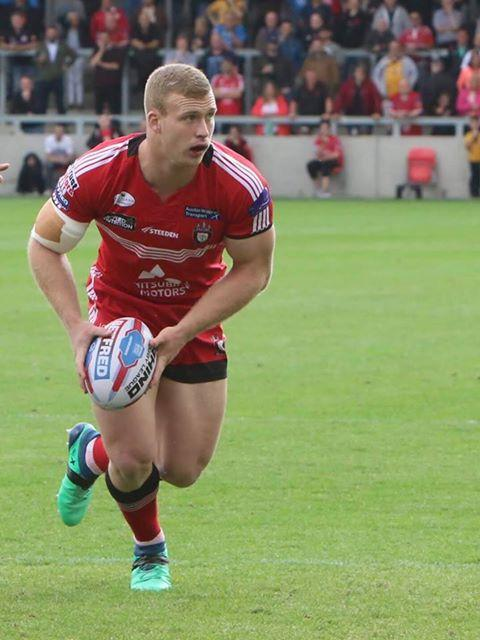 Salford star Joey Lussick admits UK roads have taken some getting used to